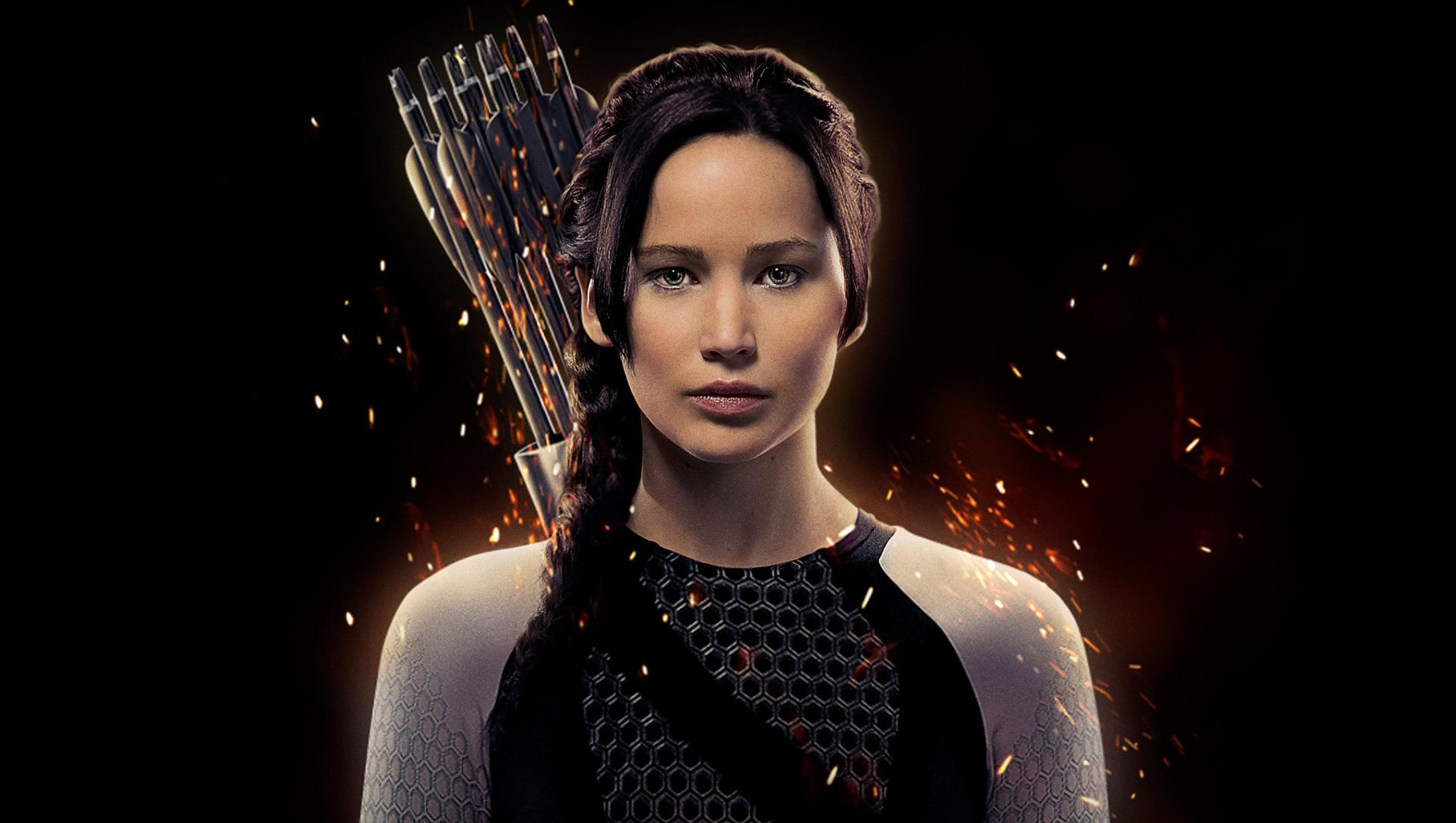 "Wallpaper for ""The Hunger Games: Catching Fire"" (2013)"