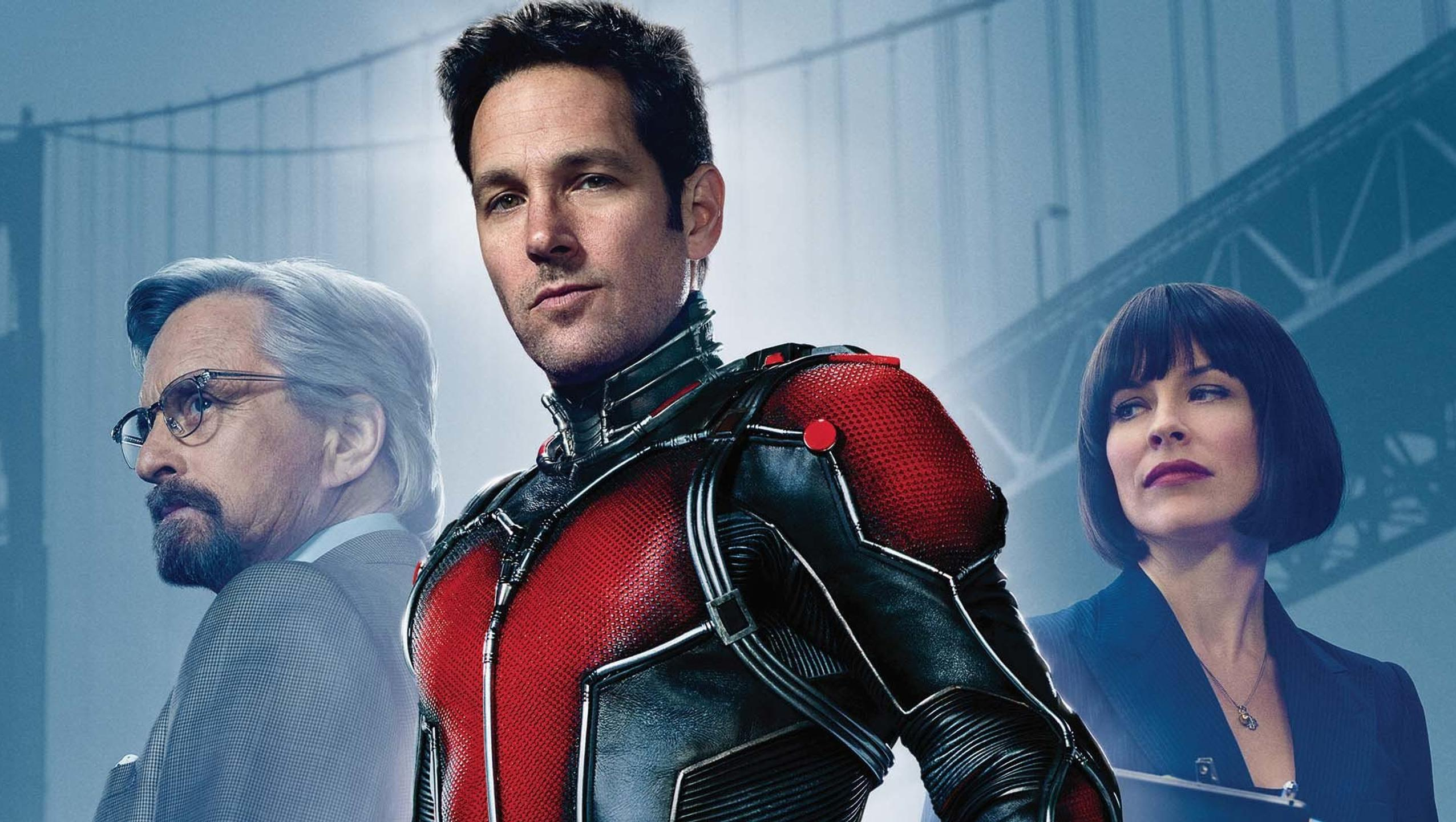 "Wallpaper for ""Ant-Man"" (2015)"