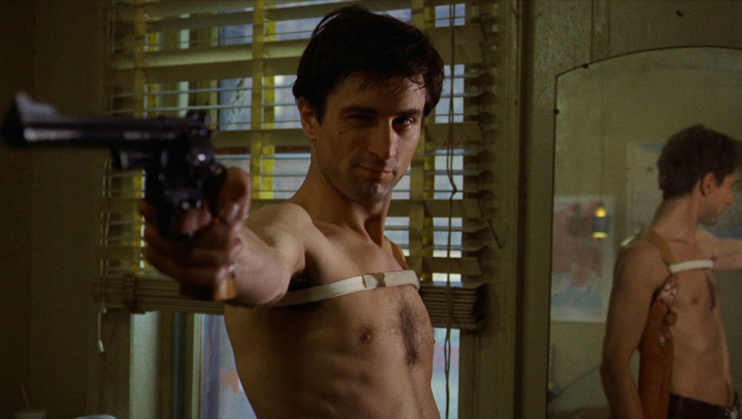 "Wallpaper for ""Taxi Driver"" (1976)"