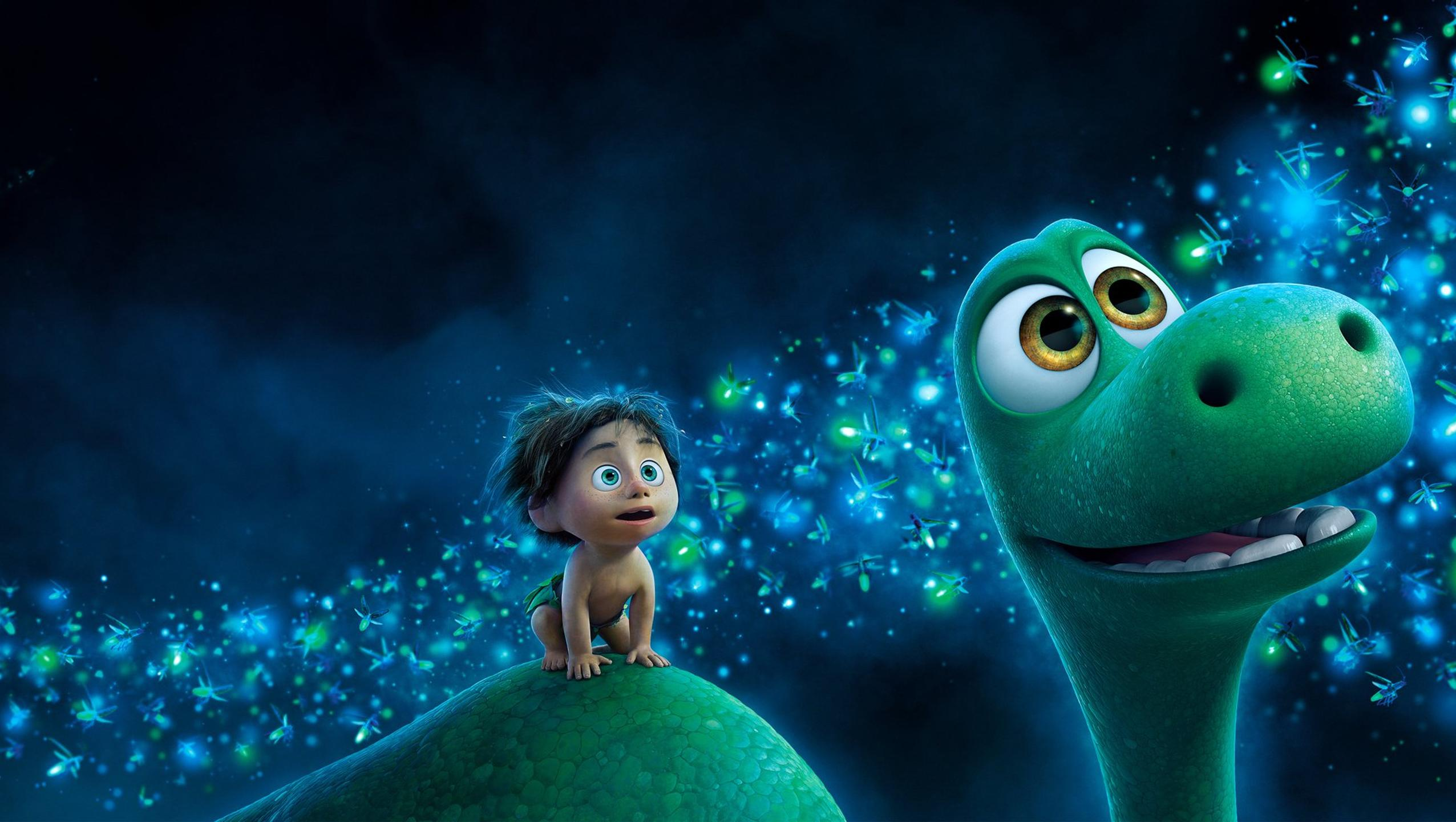 "Wallpaper for ""The Good Dinosaur"" (2015)"