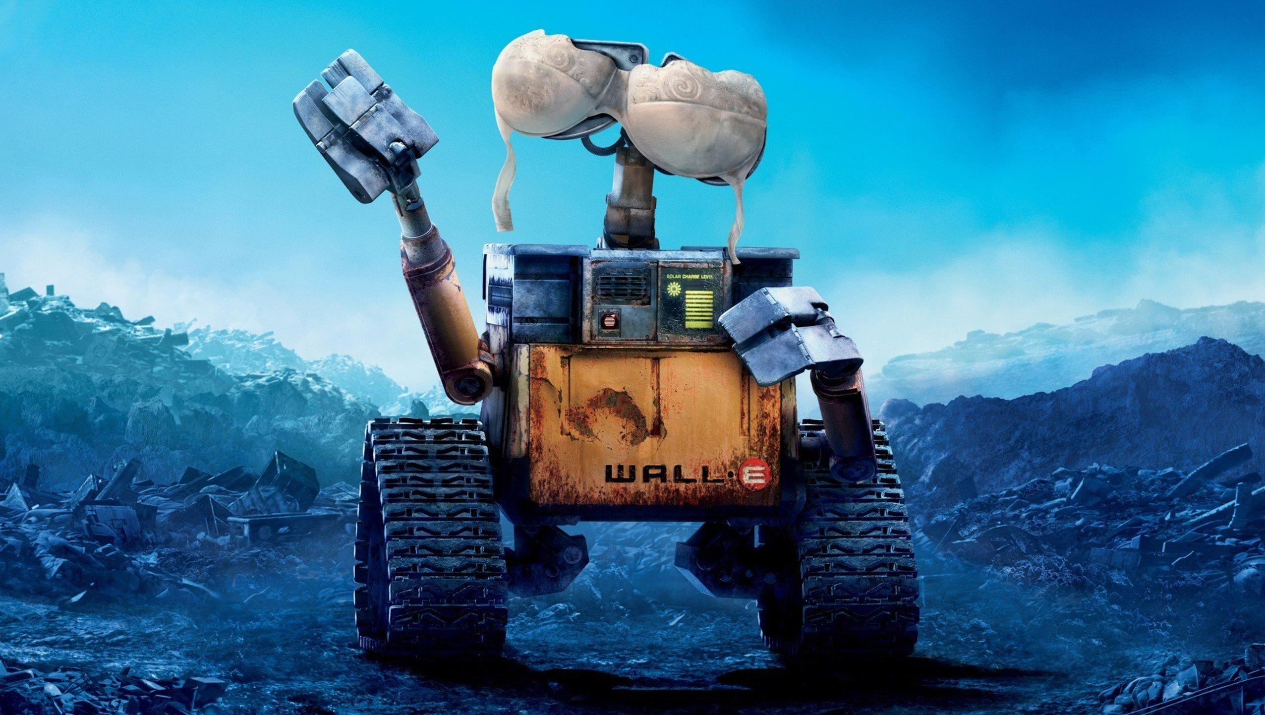 "Wallpaper for ""WALL·E"" (2008)"