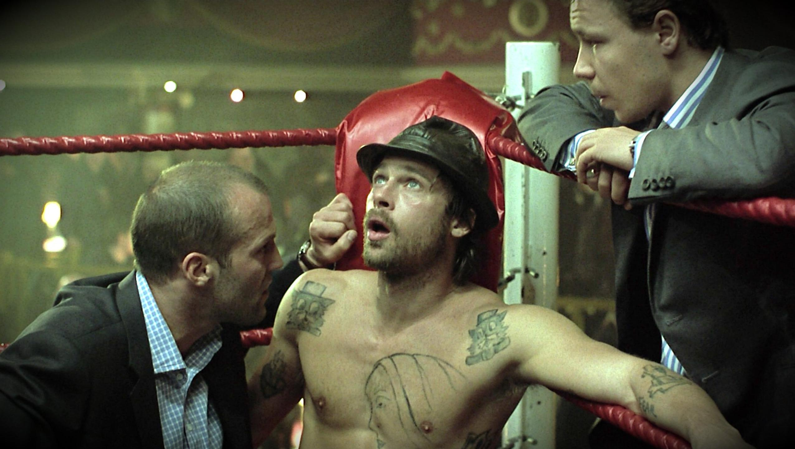 "Wallpaper for ""Snatch"" (2000)"