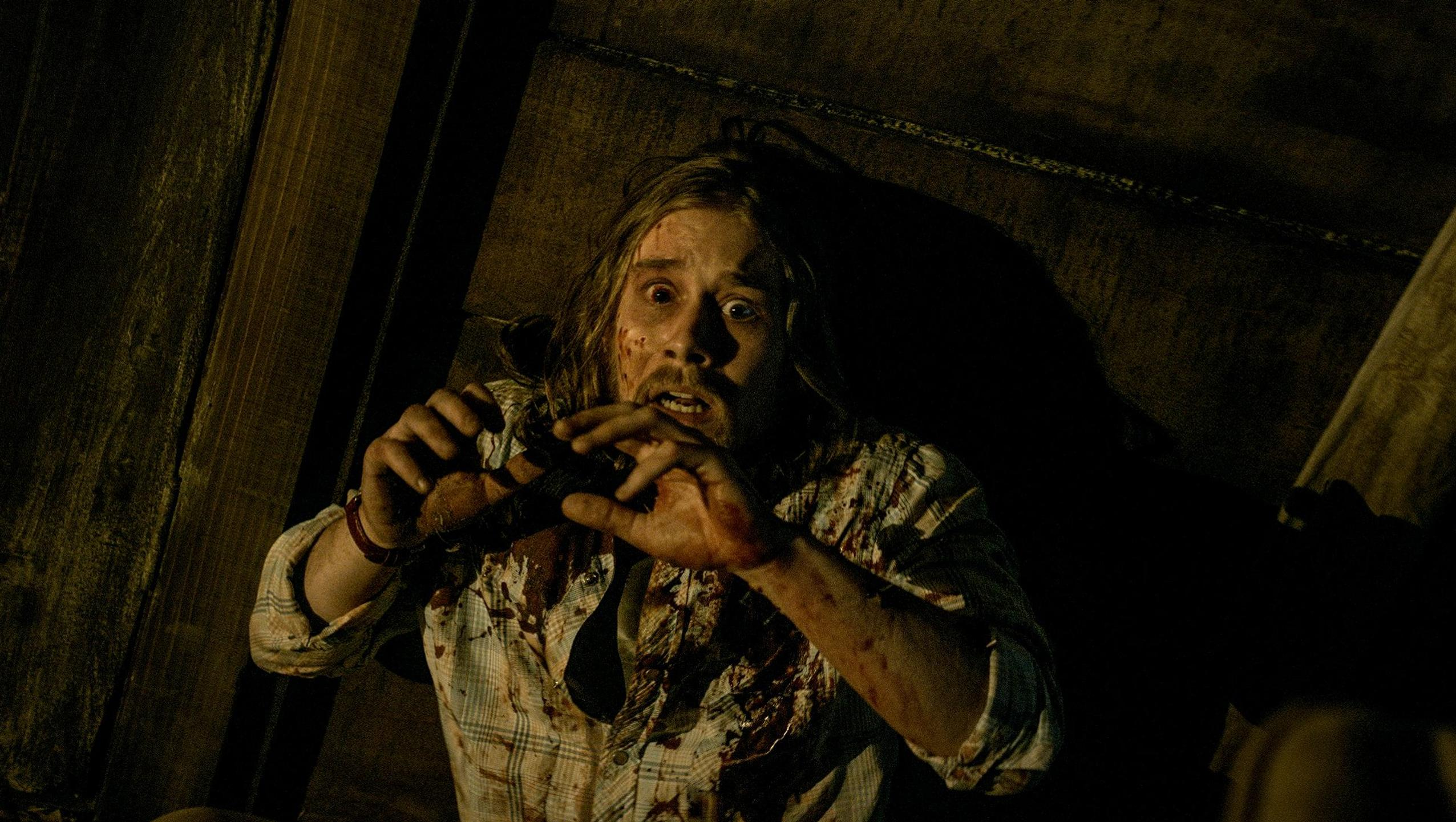"Wallpaper for ""Evil Dead"" (2013)"