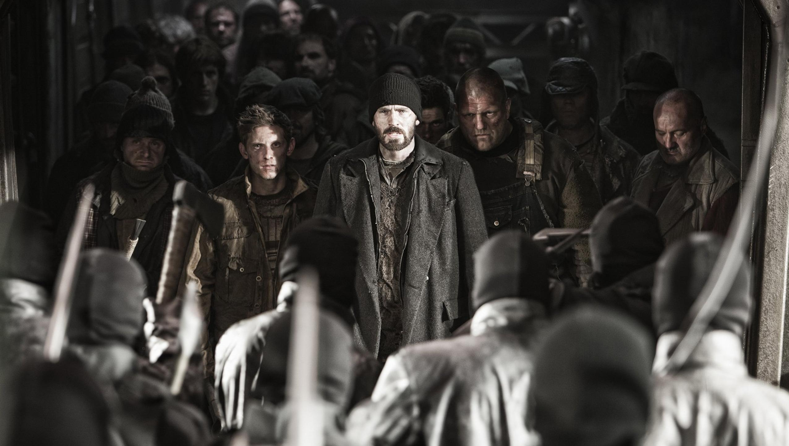 "Wallpaper for ""Snowpiercer"" (2013)"