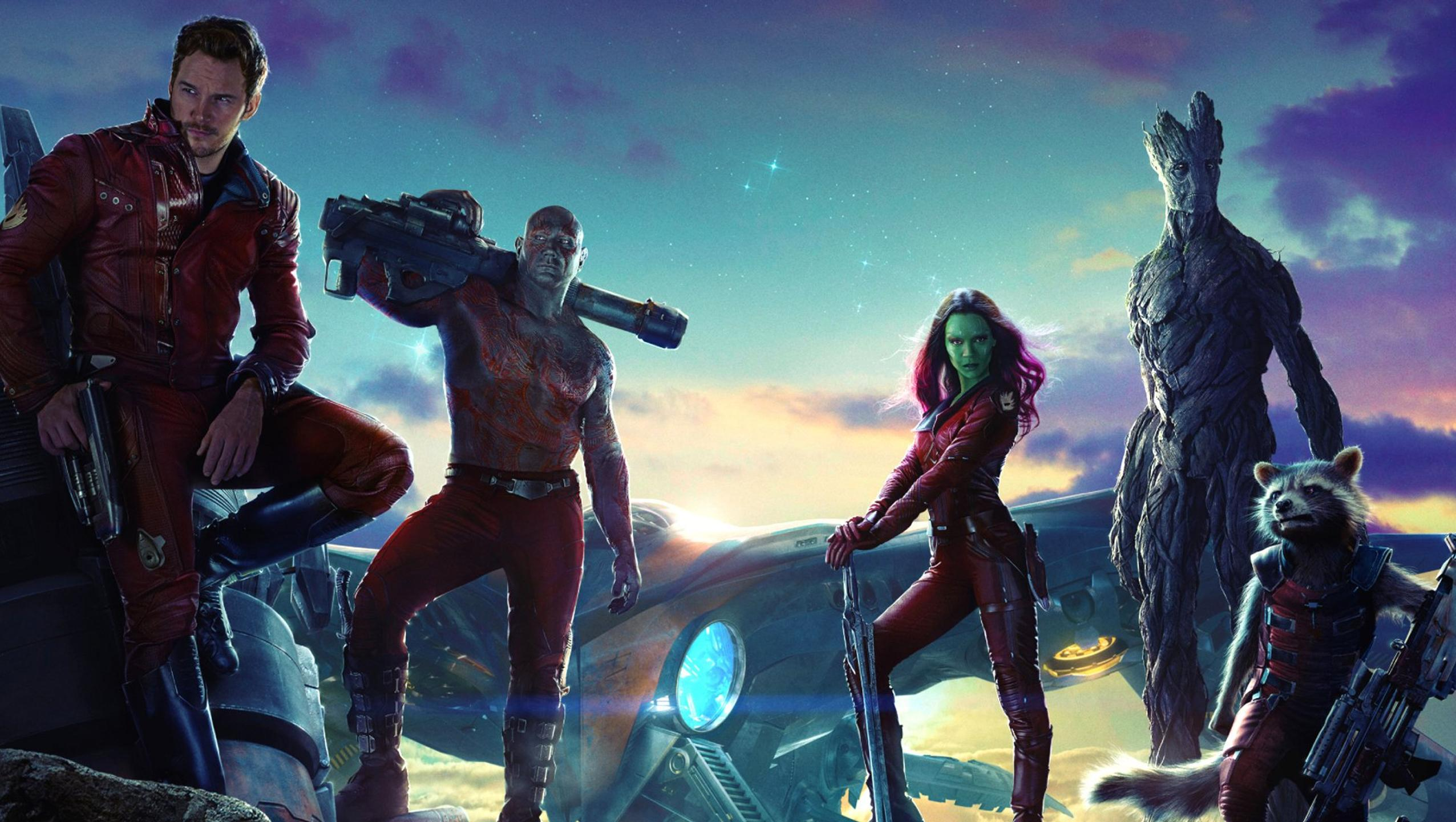 "Wallpaper for ""Guardians of the Galaxy"" (2014)"