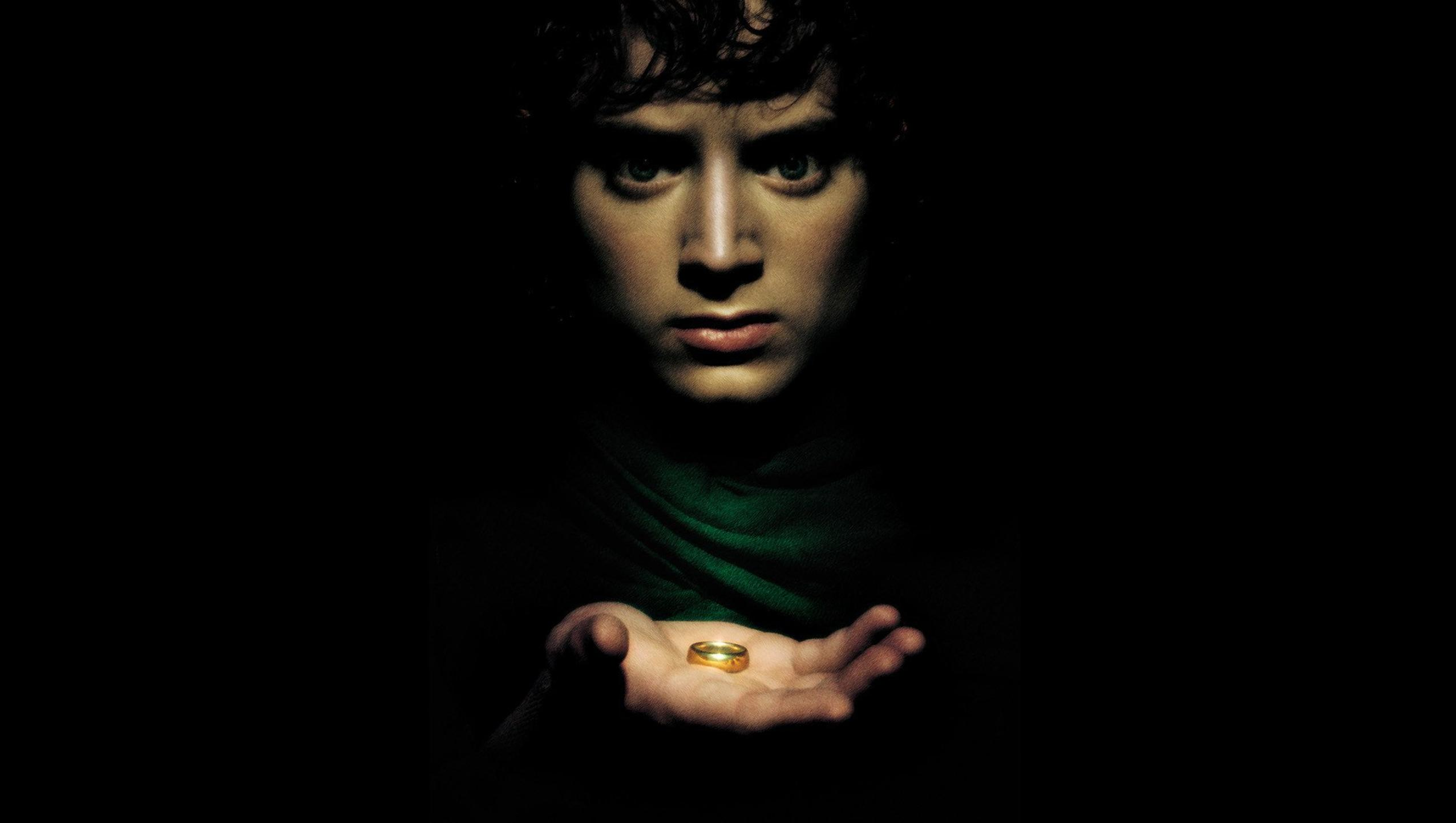 "Wallpaper for ""The Lord of the Rings: The Fellowship of the Ring"" (2001)"