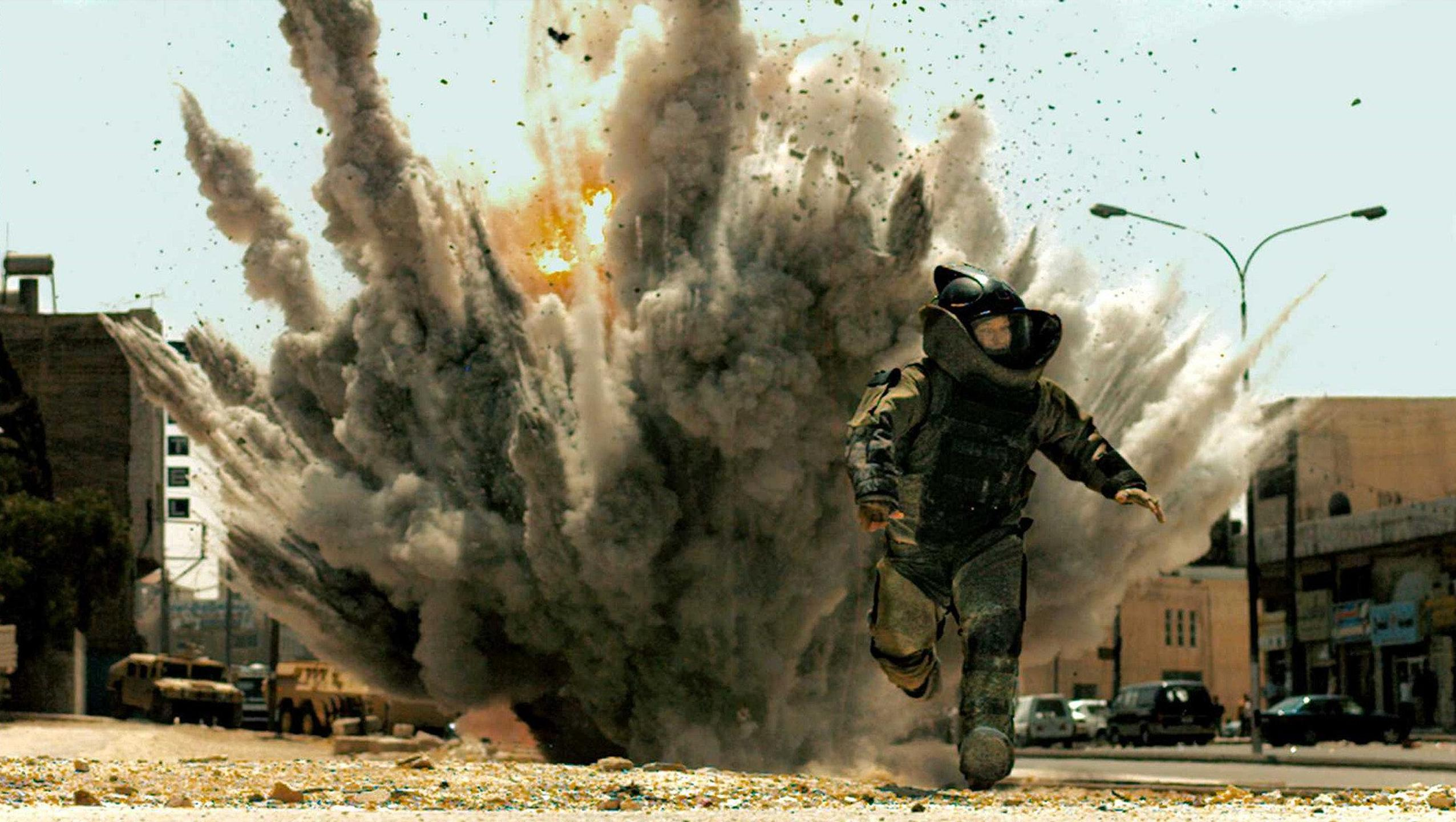 "Wallpaper for ""The Hurt Locker"" (2008)"