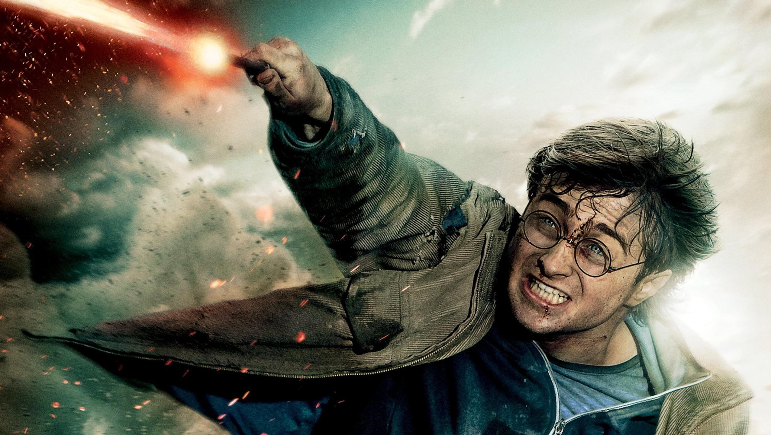 "Wallpaper for ""Harry Potter and the Deathly Hallows: Part 2"" (2011)"