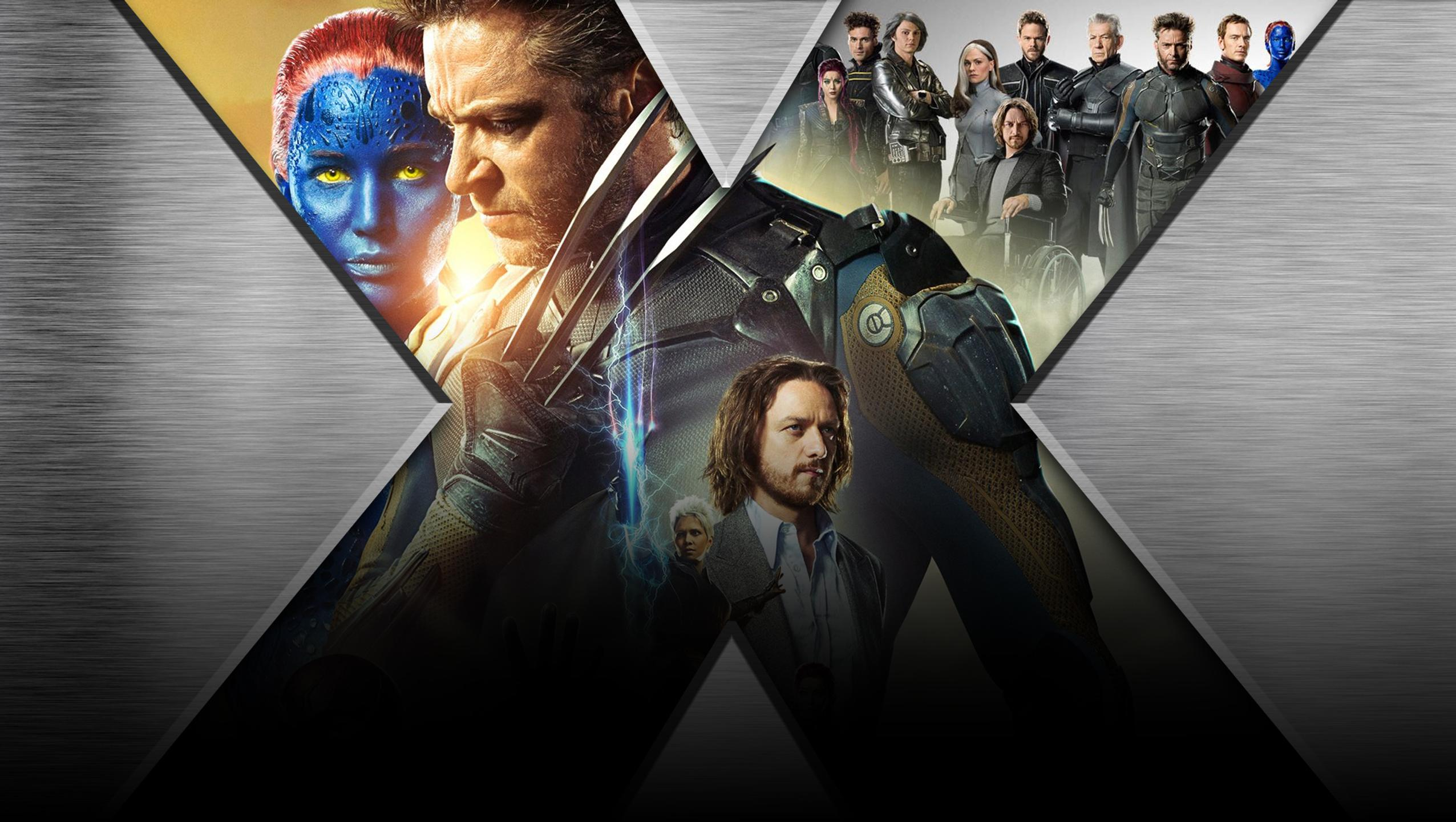 "Wallpaper for ""X-Men: Days of Future Past"" (2014)"