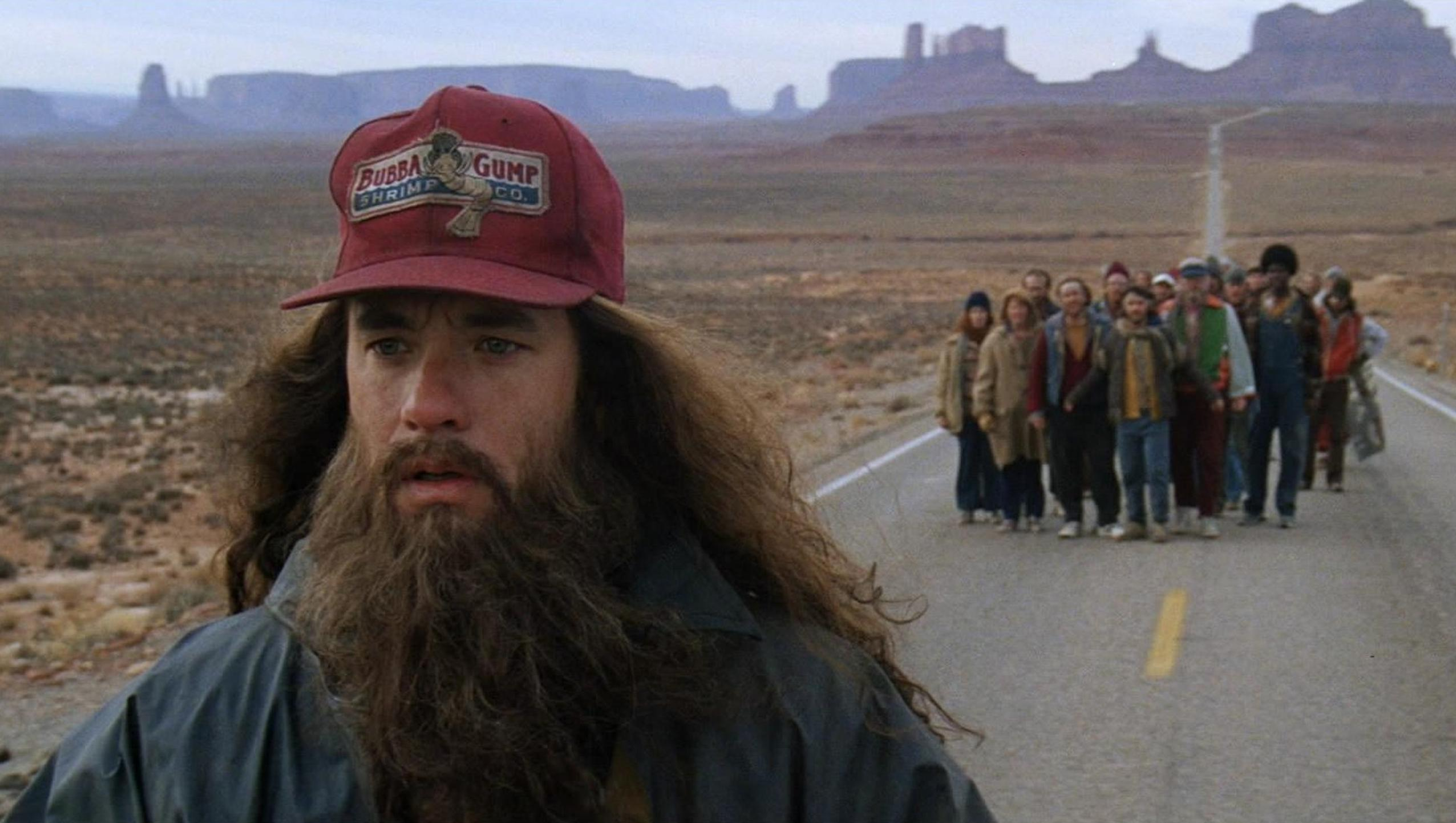 "Wallpaper for ""Forrest Gump"" (1994)"