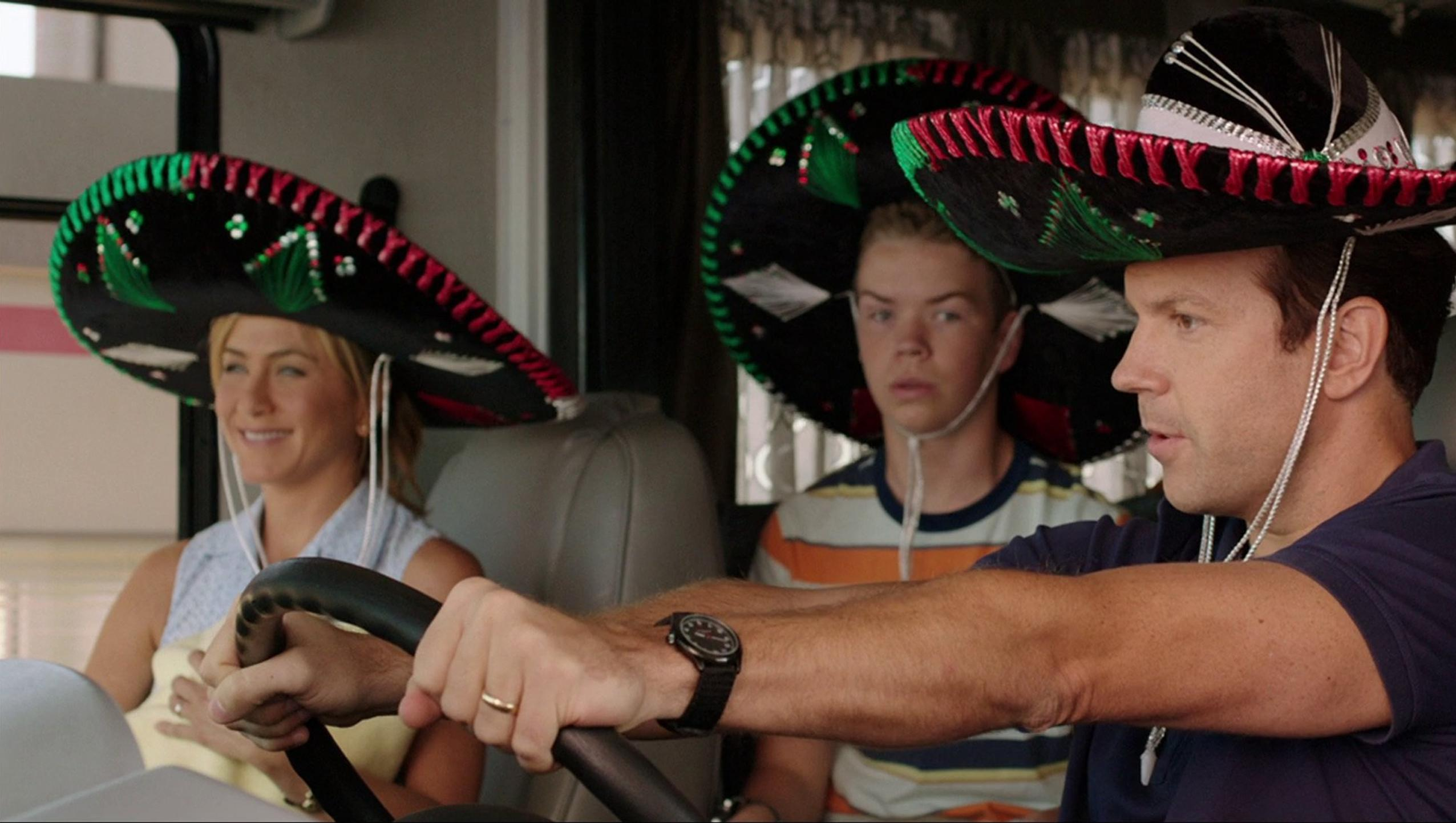 "Wallpaper for ""We're the Millers"" (2013)"