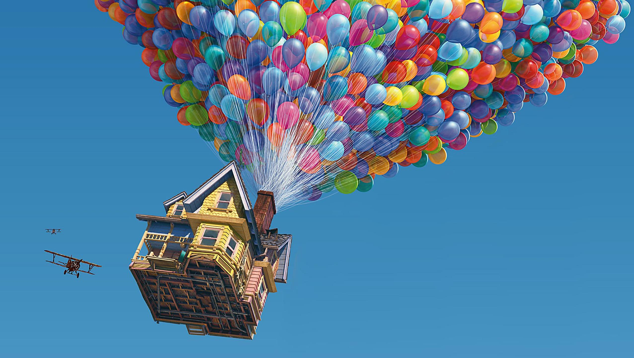 "Wallpaper for ""Up"" (2009)"