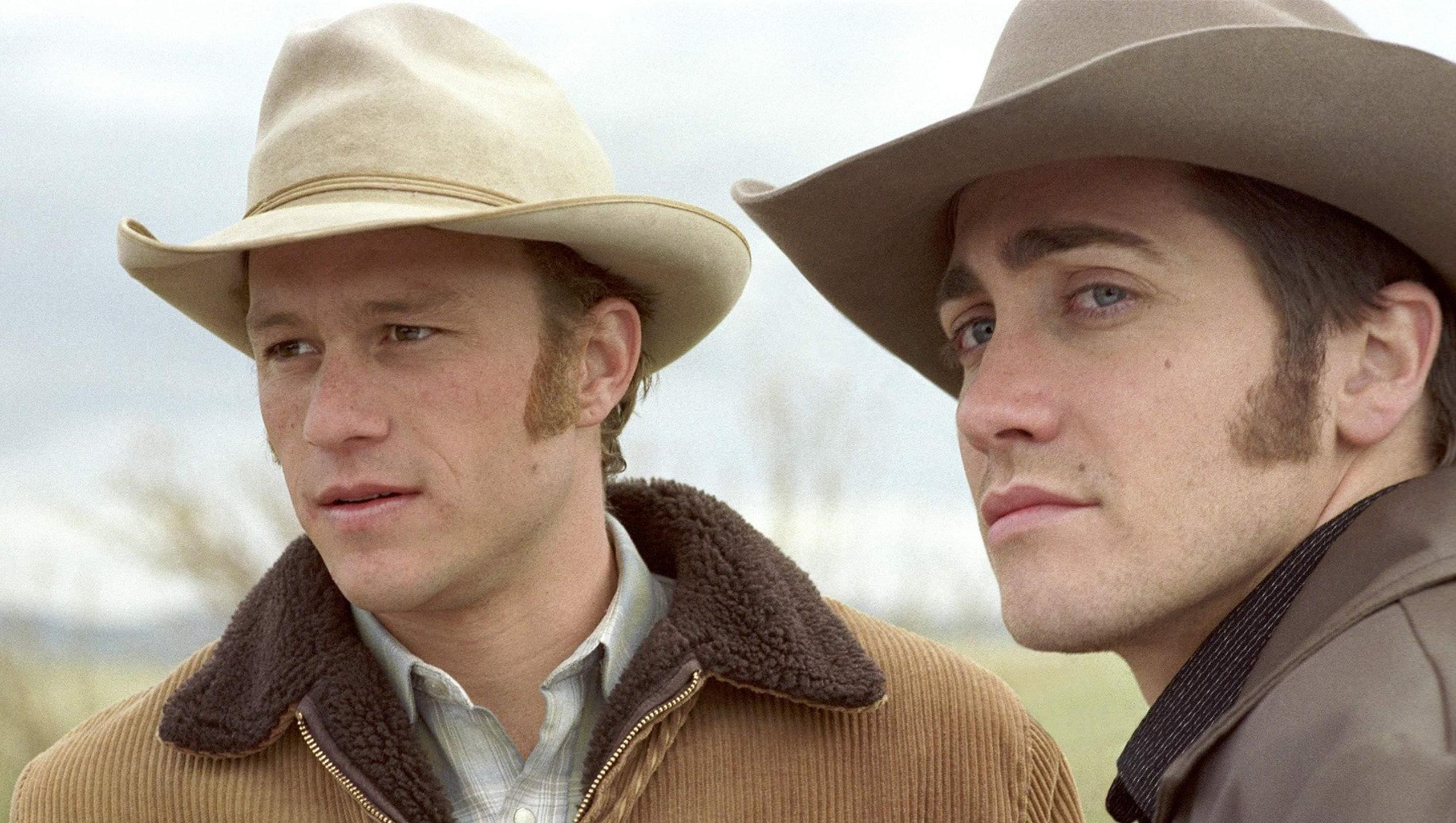 "Wallpaper for ""Brokeback Mountain"" (2005)"