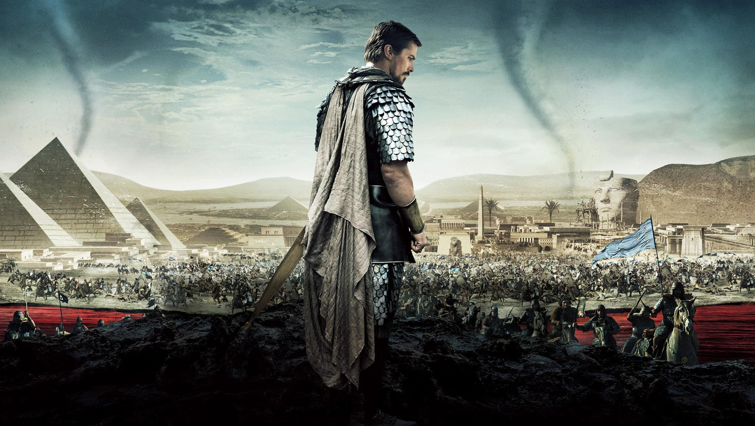 "Wallpaper for ""Exodus: Gods and Kings"" (2014)"