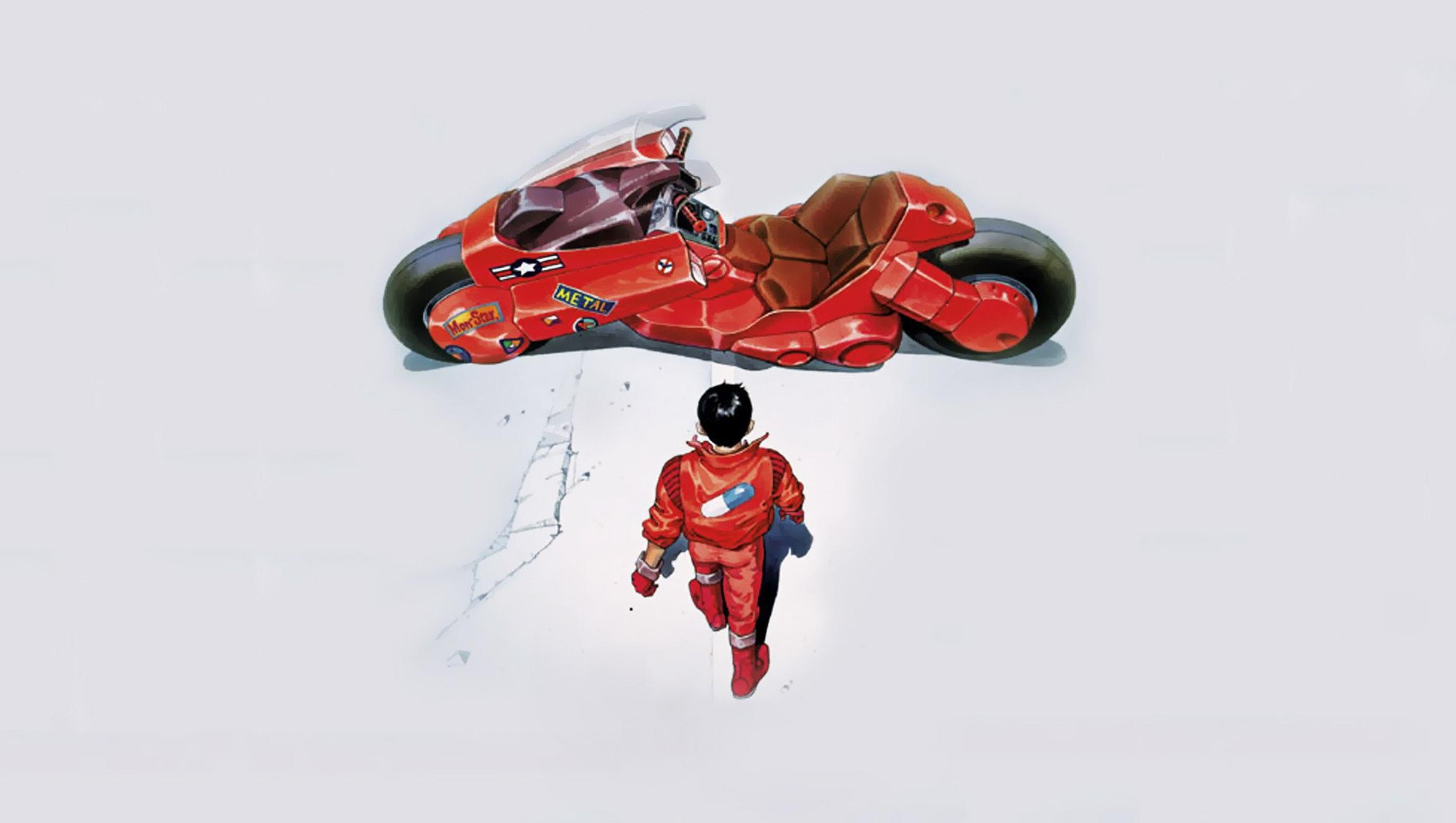 "Wallpaper for ""Akira"" (1988)"
