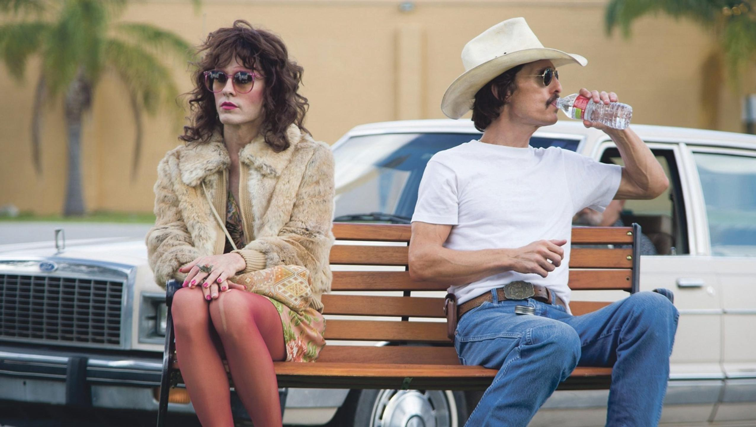 "Wallpaper for ""Dallas Buyers Club"" (2013)"