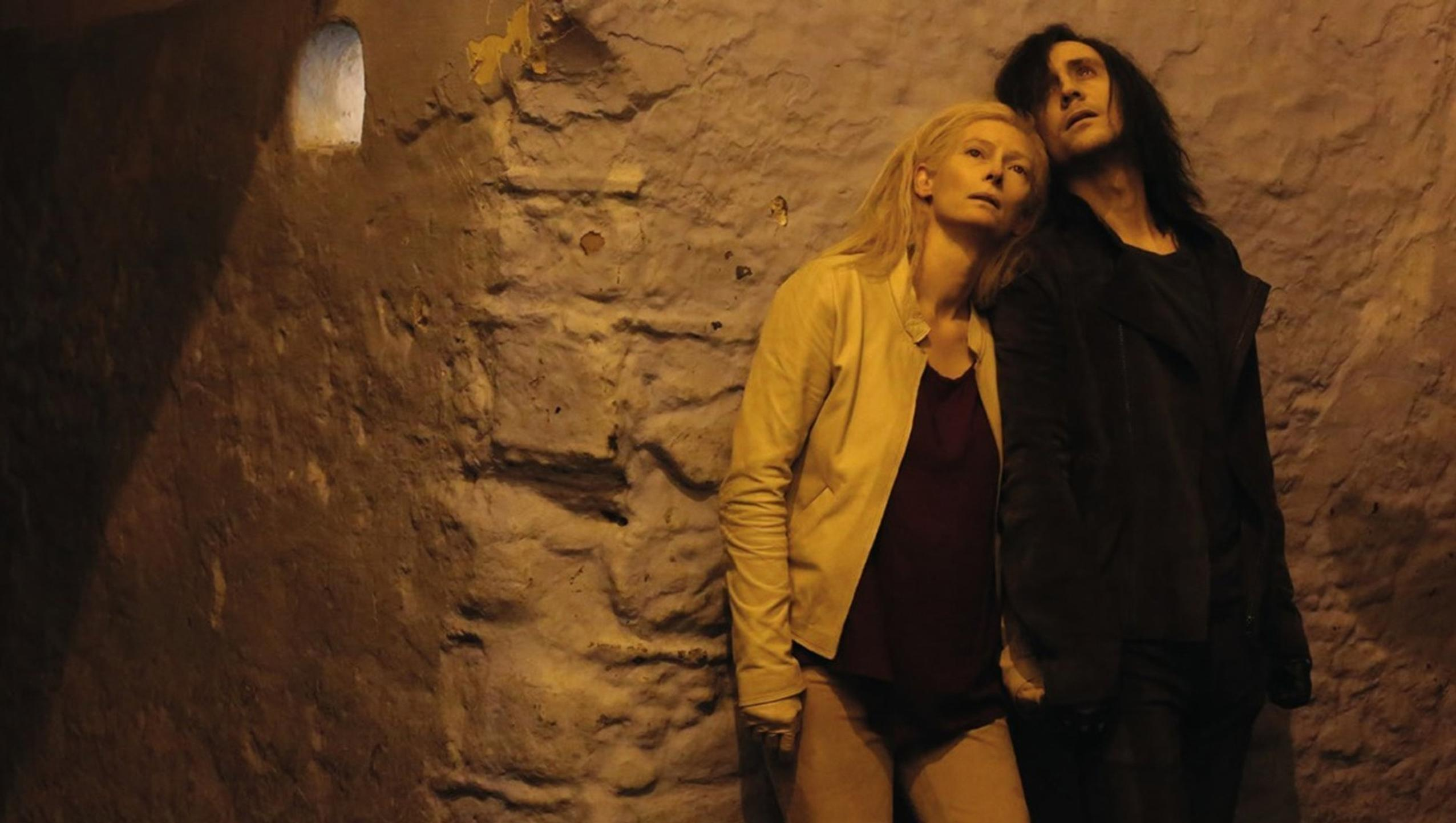 "Wallpaper for ""Only Lovers Left Alive"" (2013)"
