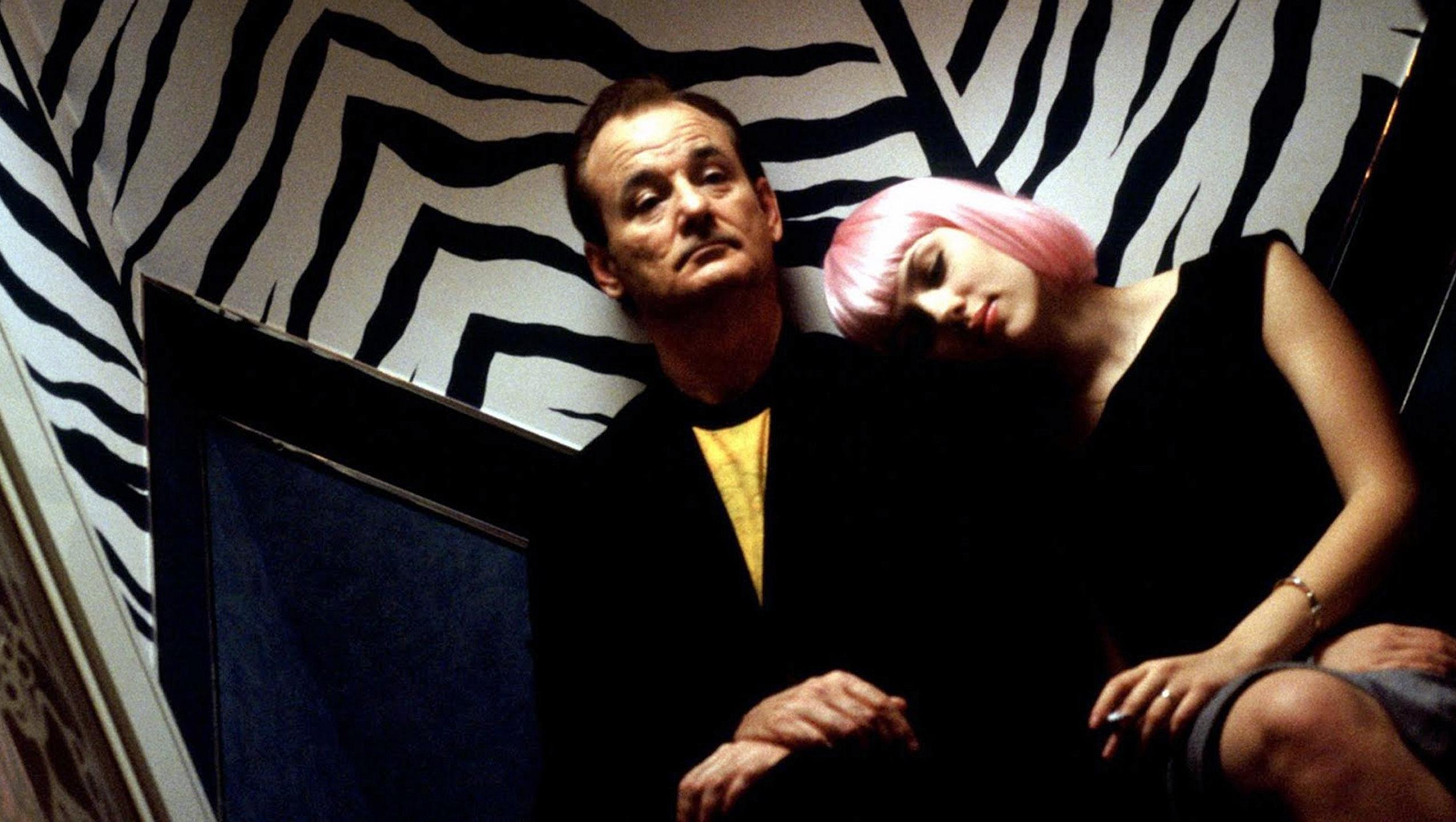 "Wallpaper for ""Lost in Translation"" (2003)"
