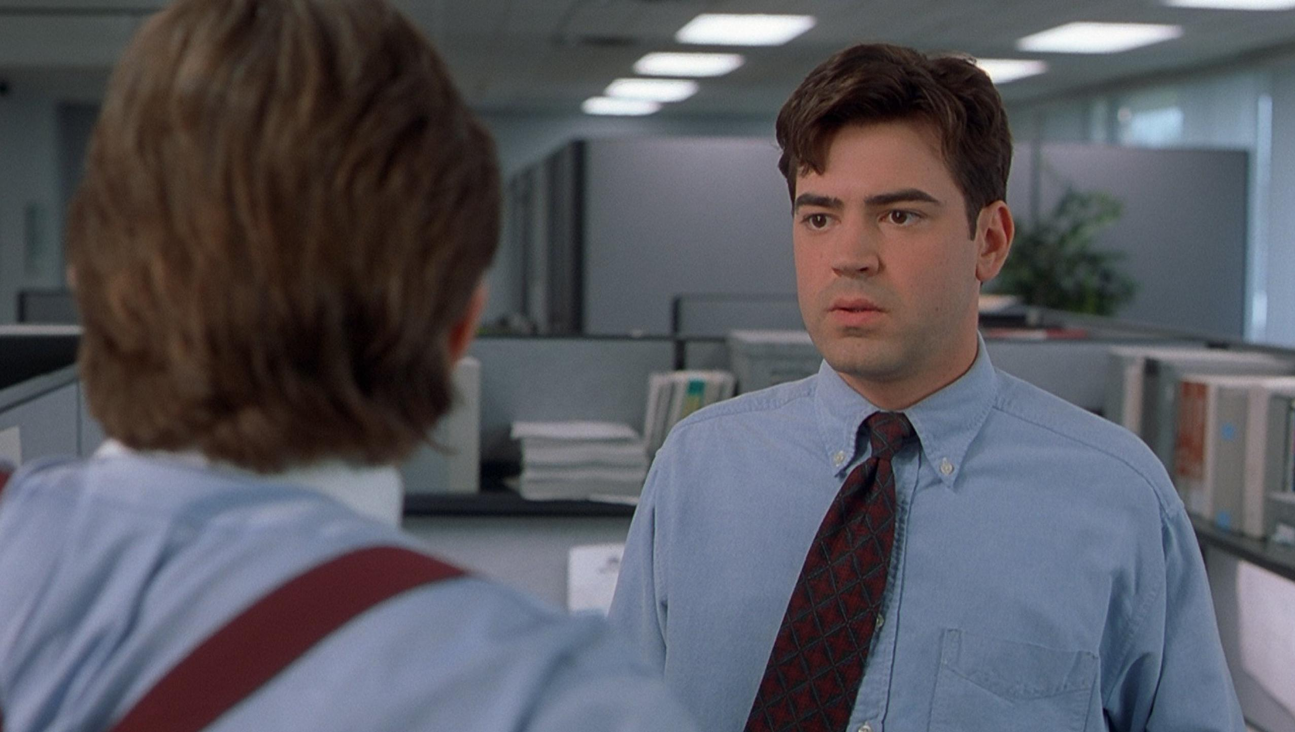 "Wallpaper for ""Office Space"" (1999)"
