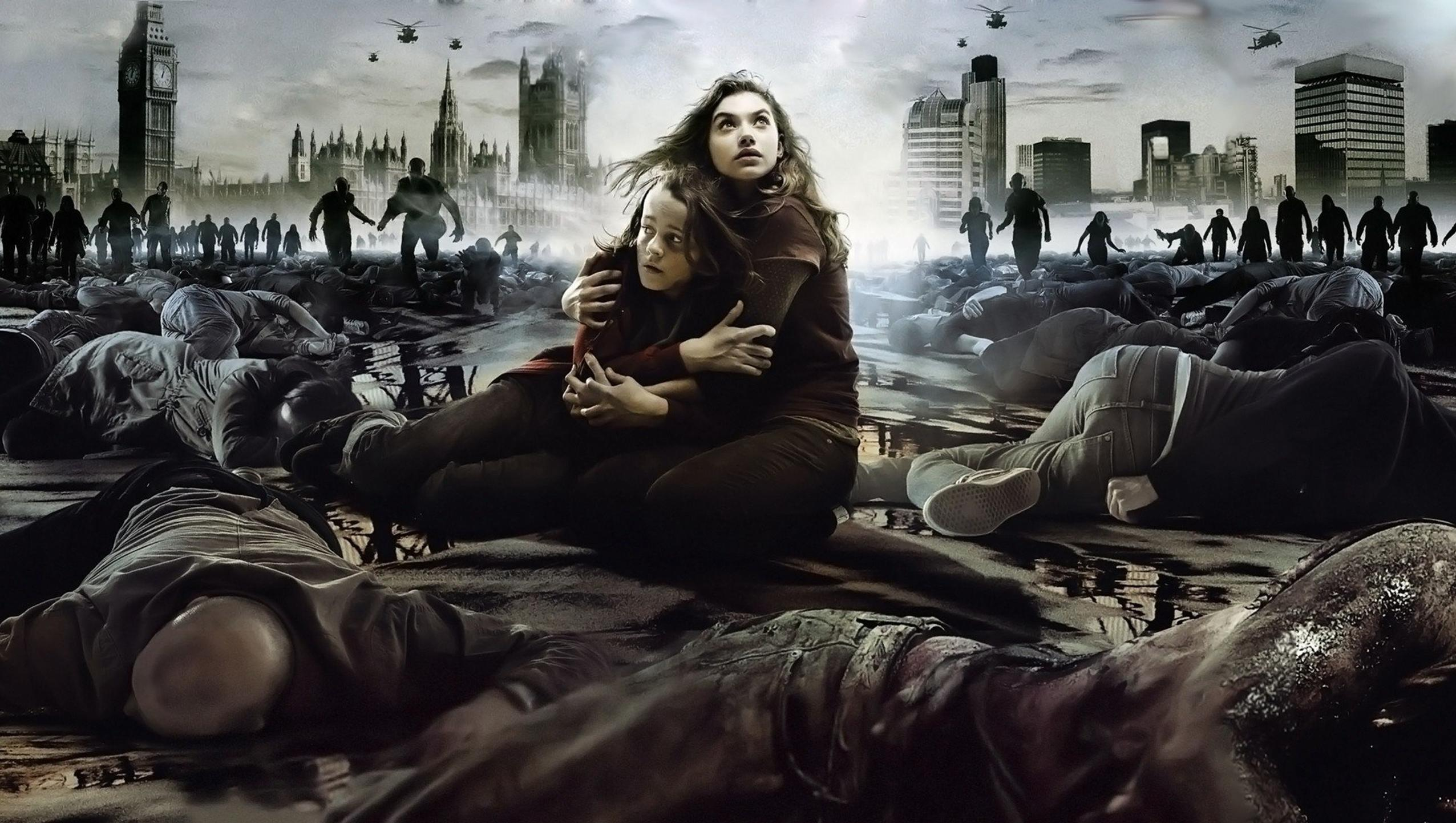 "Wallpaper for ""28 Weeks Later"" (2007)"