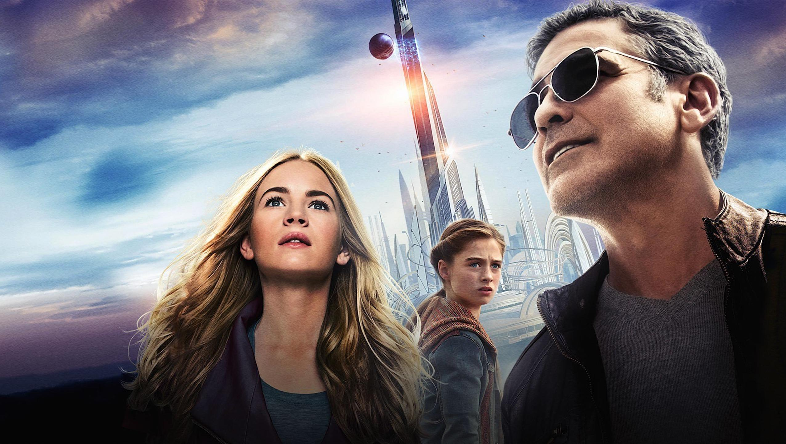 "Wallpaper for ""Tomorrowland"" (2015)"