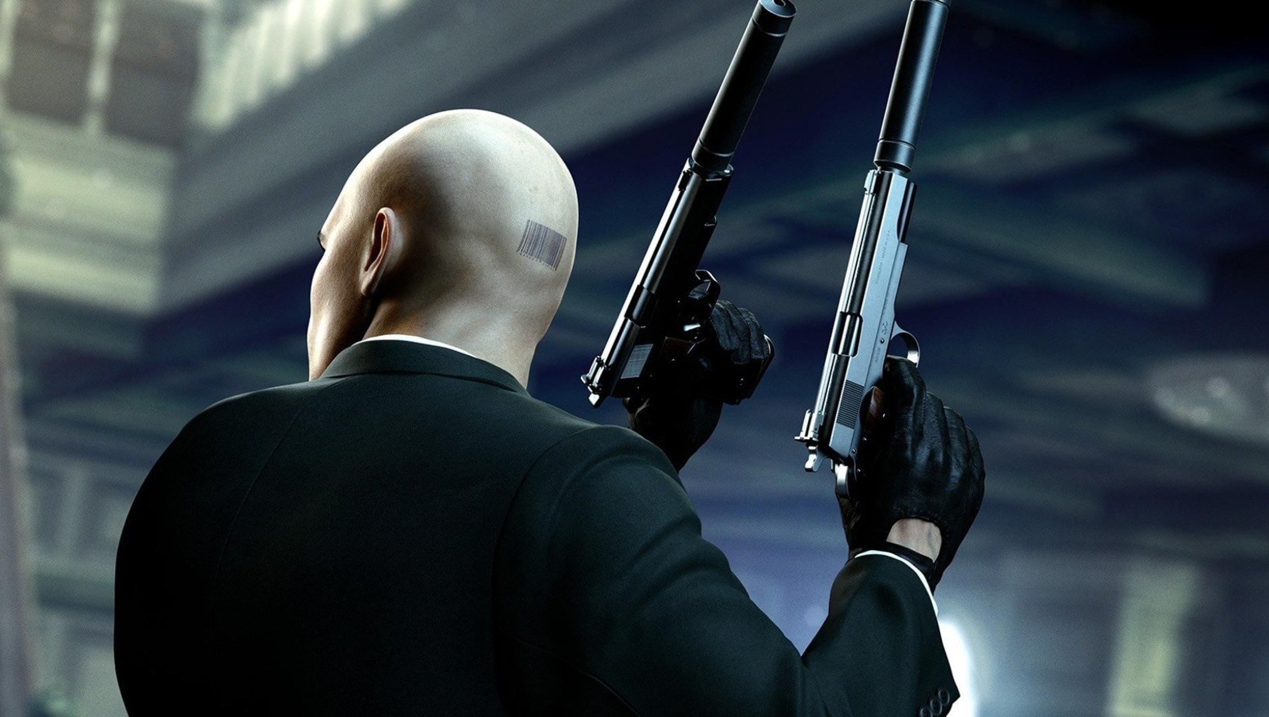 "Wallpaper for ""Hitman"" (2007)"