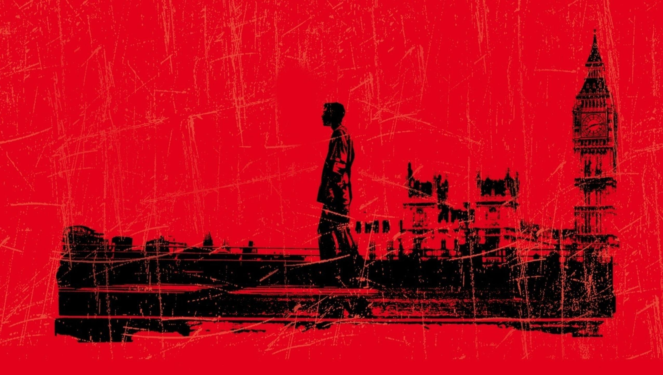 "Wallpaper for ""28 Days Later"" (2002)"