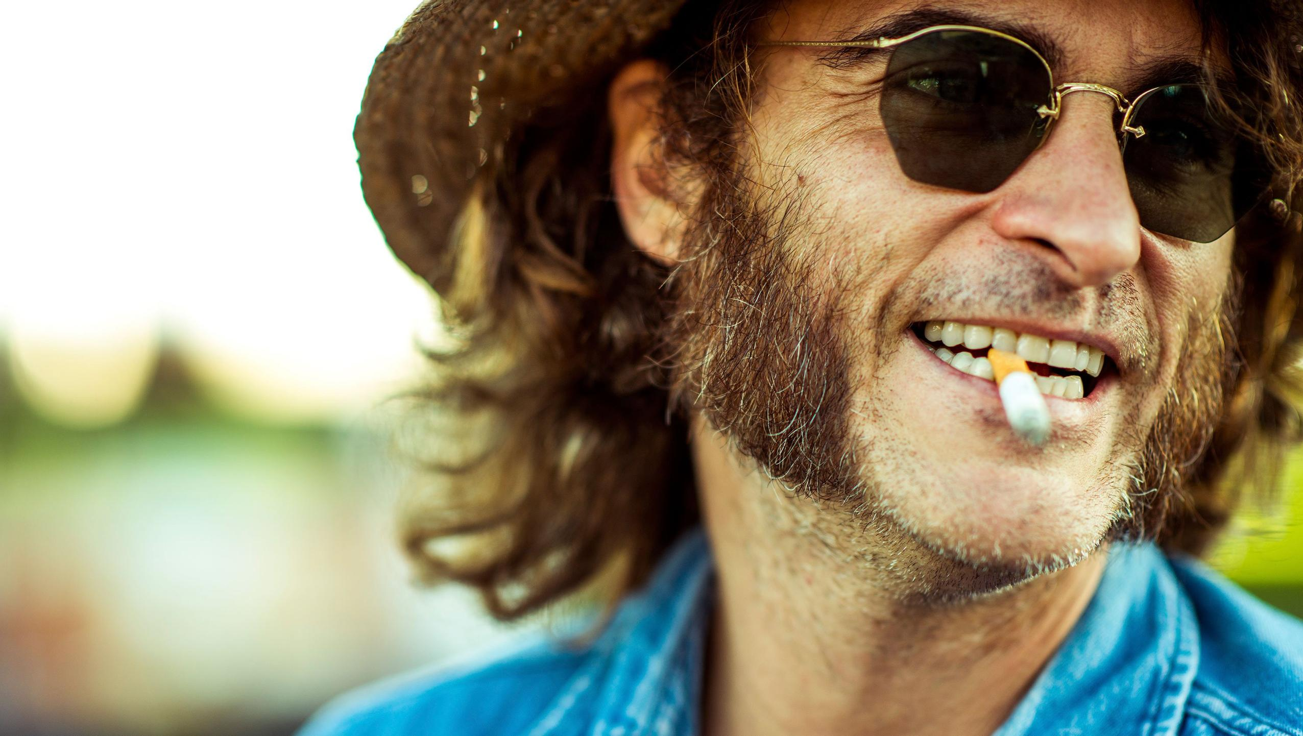 "Wallpaper for ""Inherent Vice"" (2014)"