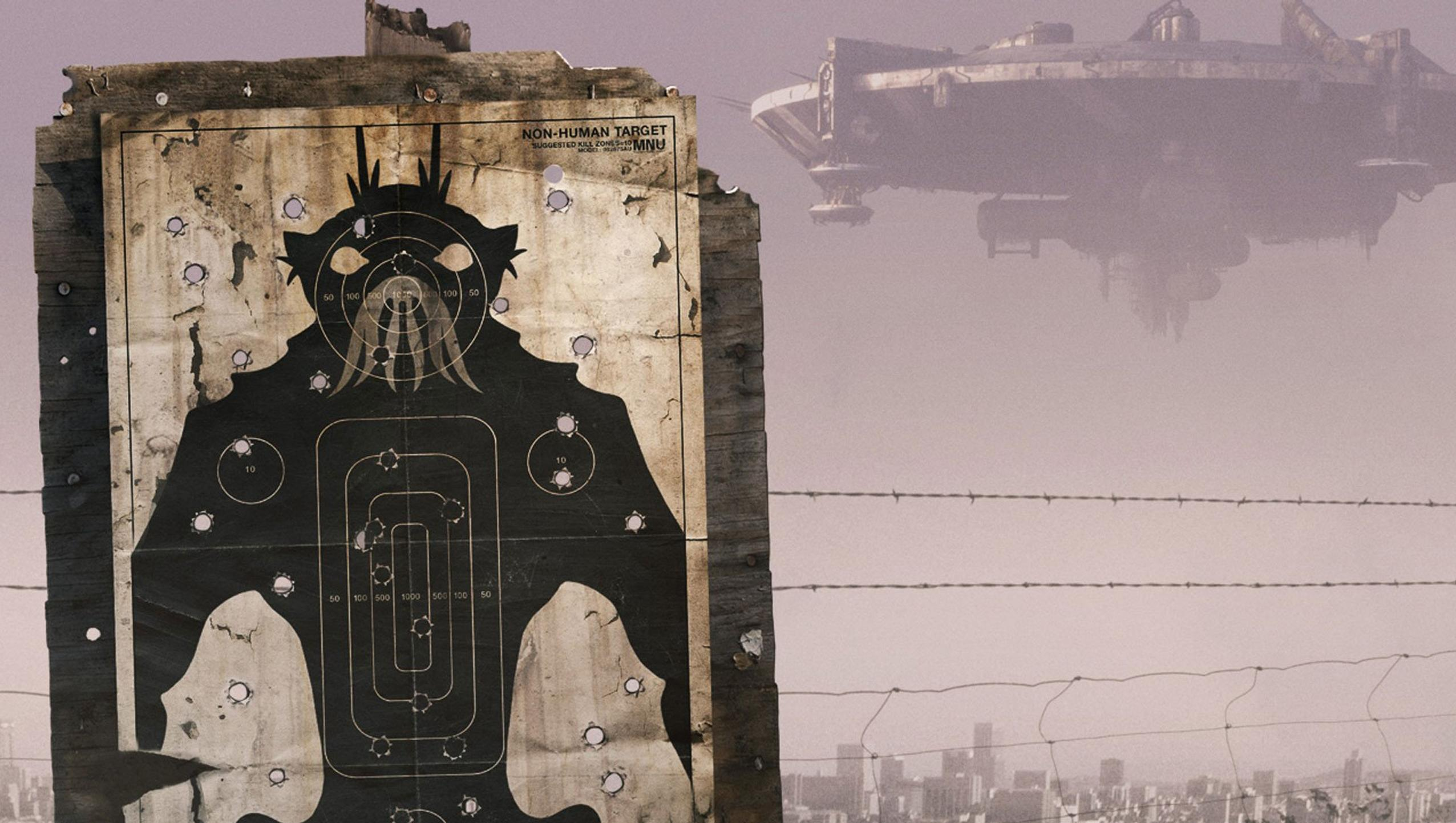 "Wallpaper for ""District 9"" (2009)"