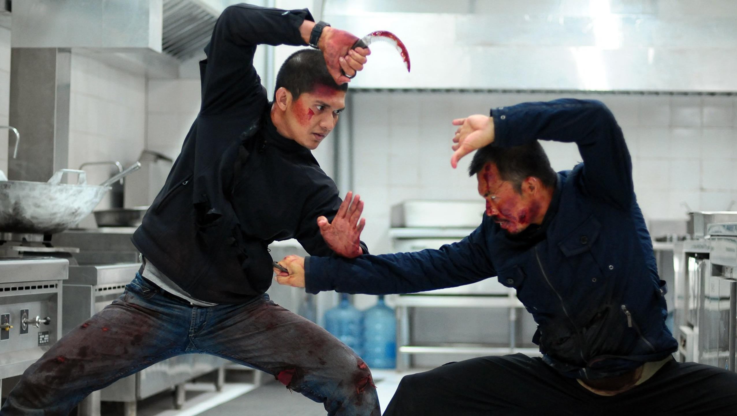 "Wallpaper for ""The Raid 2"" (2014)"