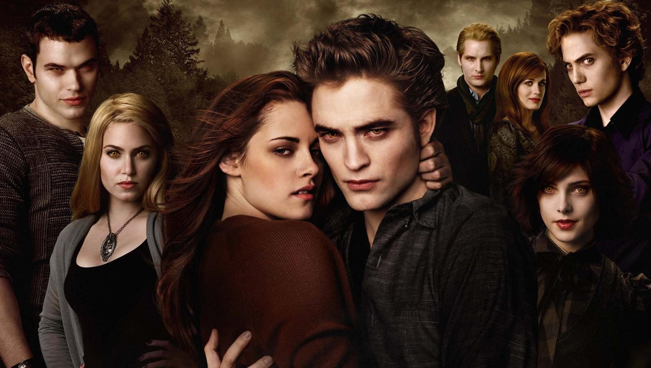 "Wallpaper for ""The Twilight Saga: New Moon"" (2009)"