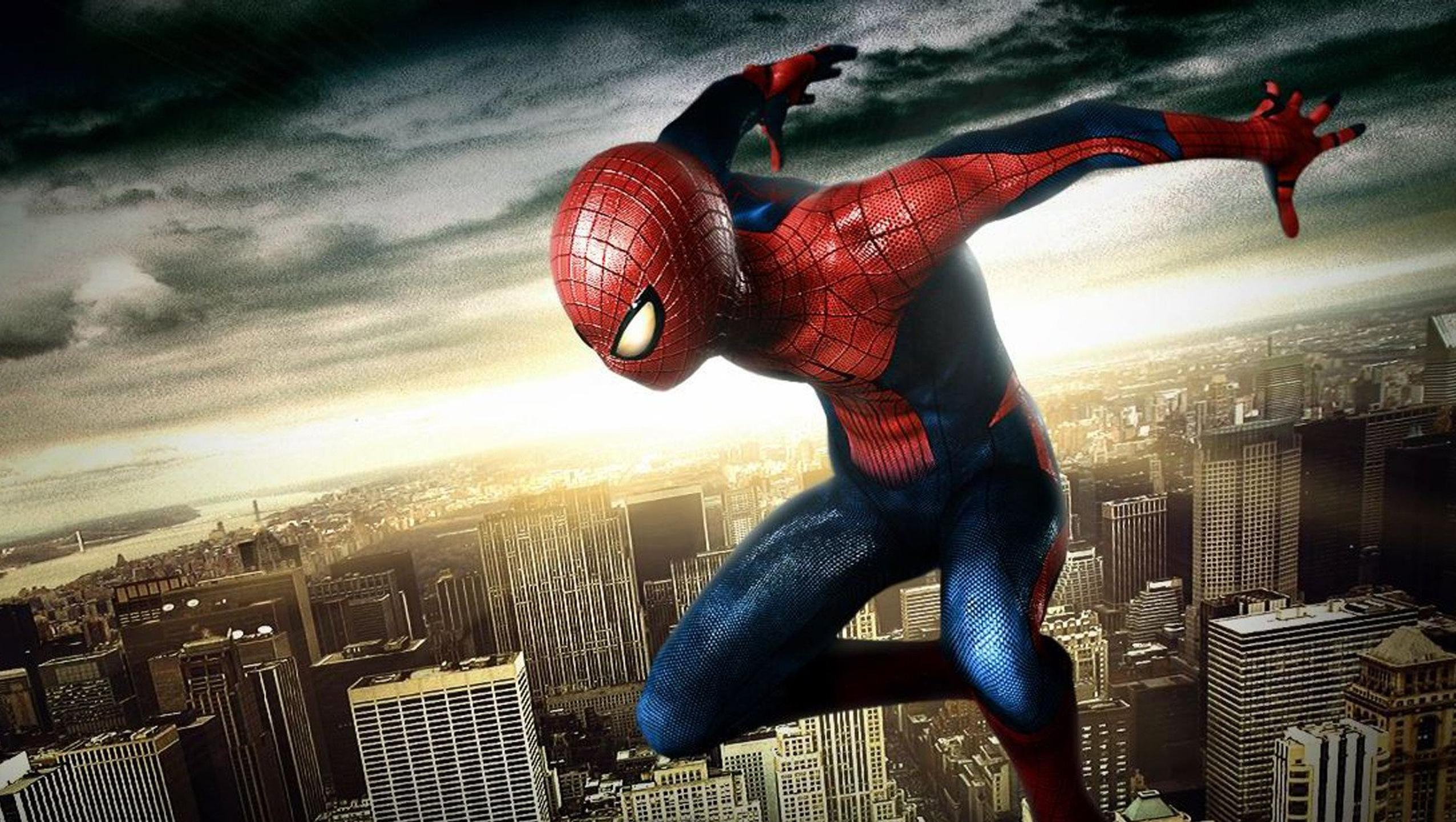 "Wallpaper for ""The Amazing Spider-Man"" (2012)"