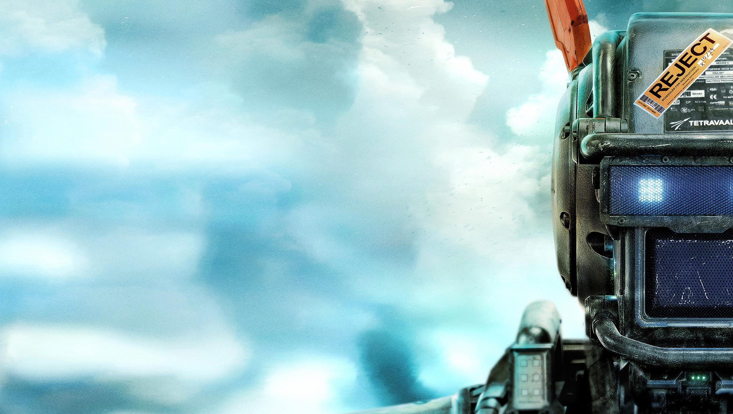 "Wallpaper for ""Chappie"" (2015)"