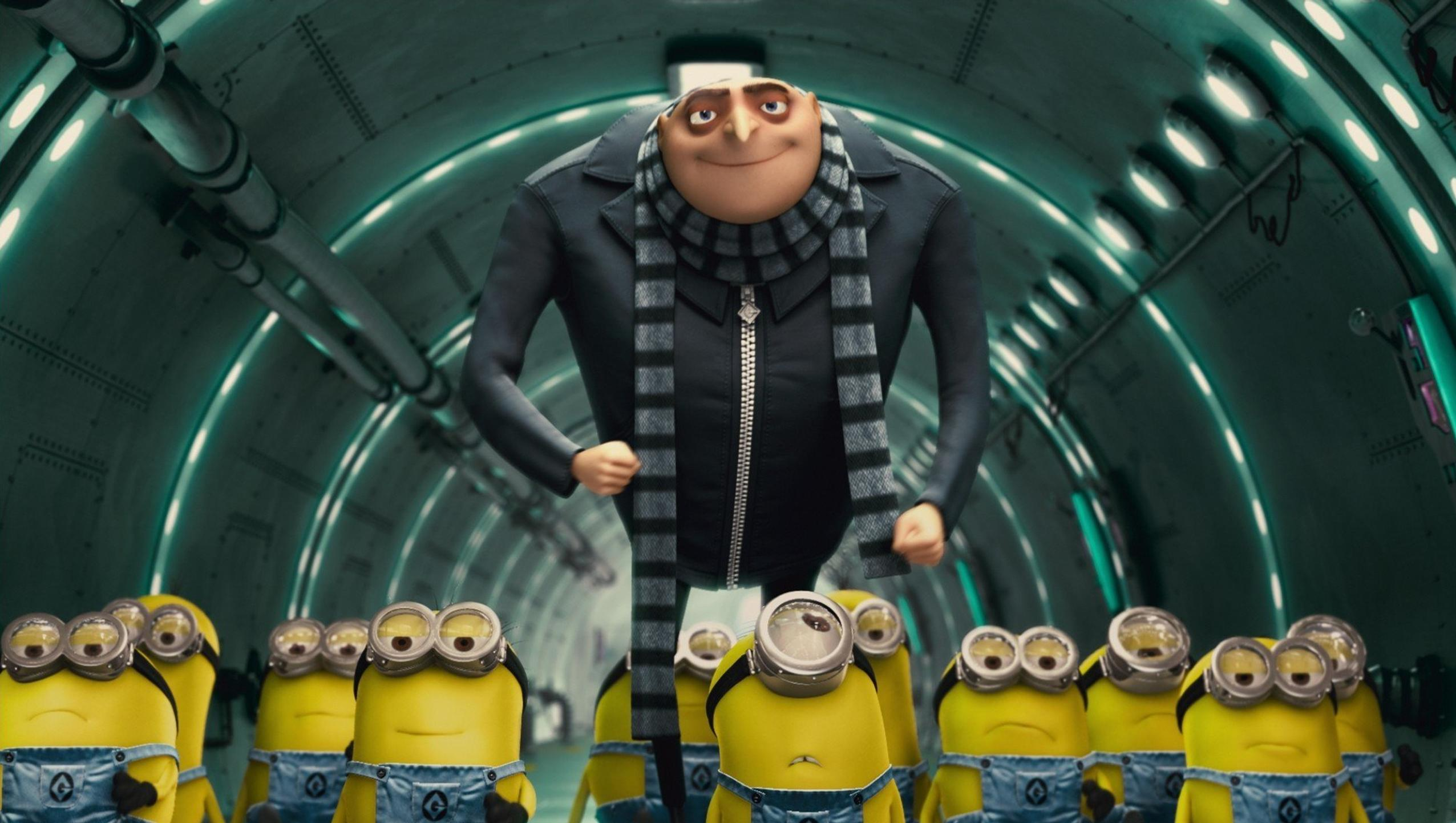 "Wallpaper for ""Despicable Me"" (2010)"