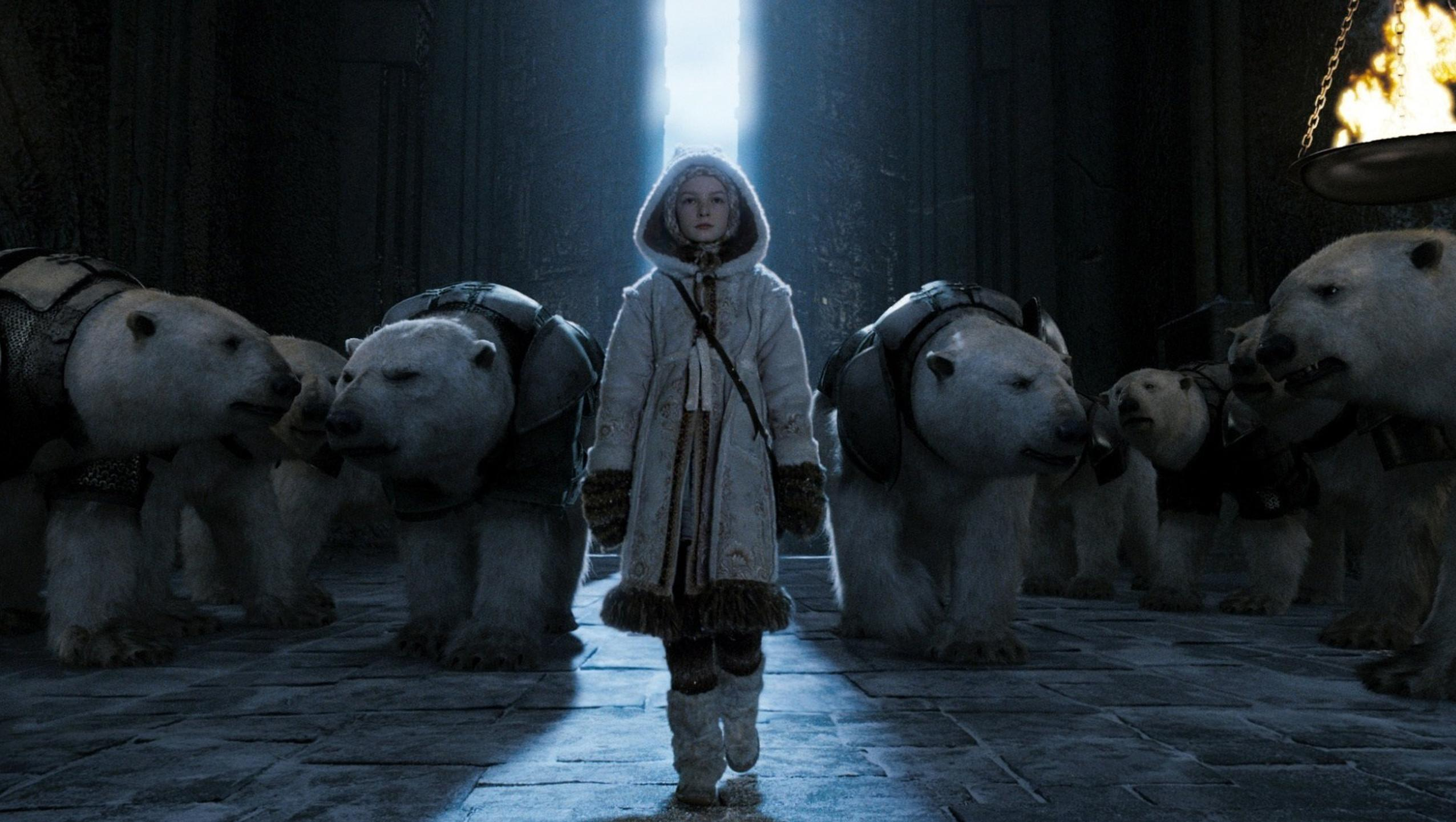 "Wallpaper for ""The Golden Compass"" (2007)"