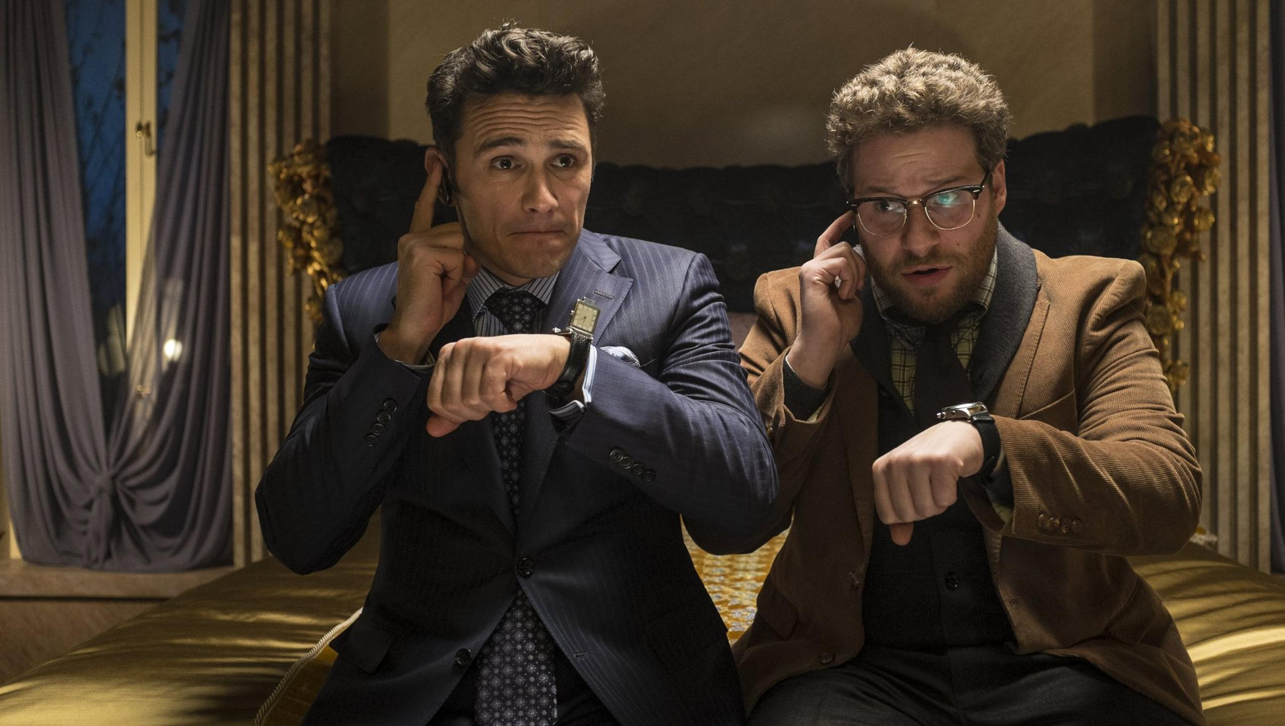 "Wallpaper for ""The Interview"" (2014)"