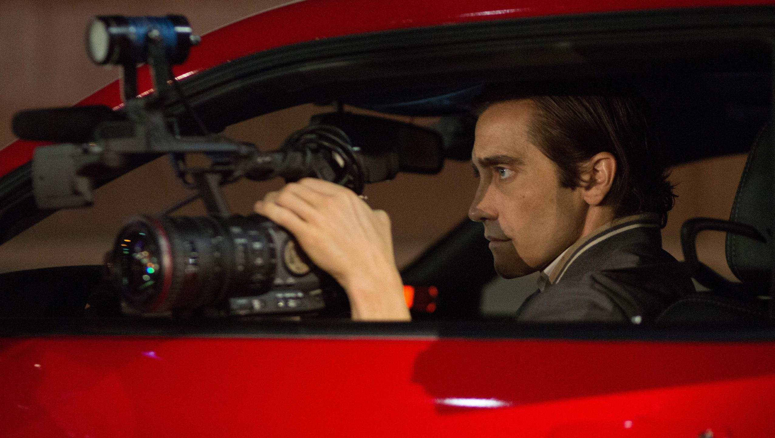 "Wallpaper for ""Nightcrawler"" (2014)"