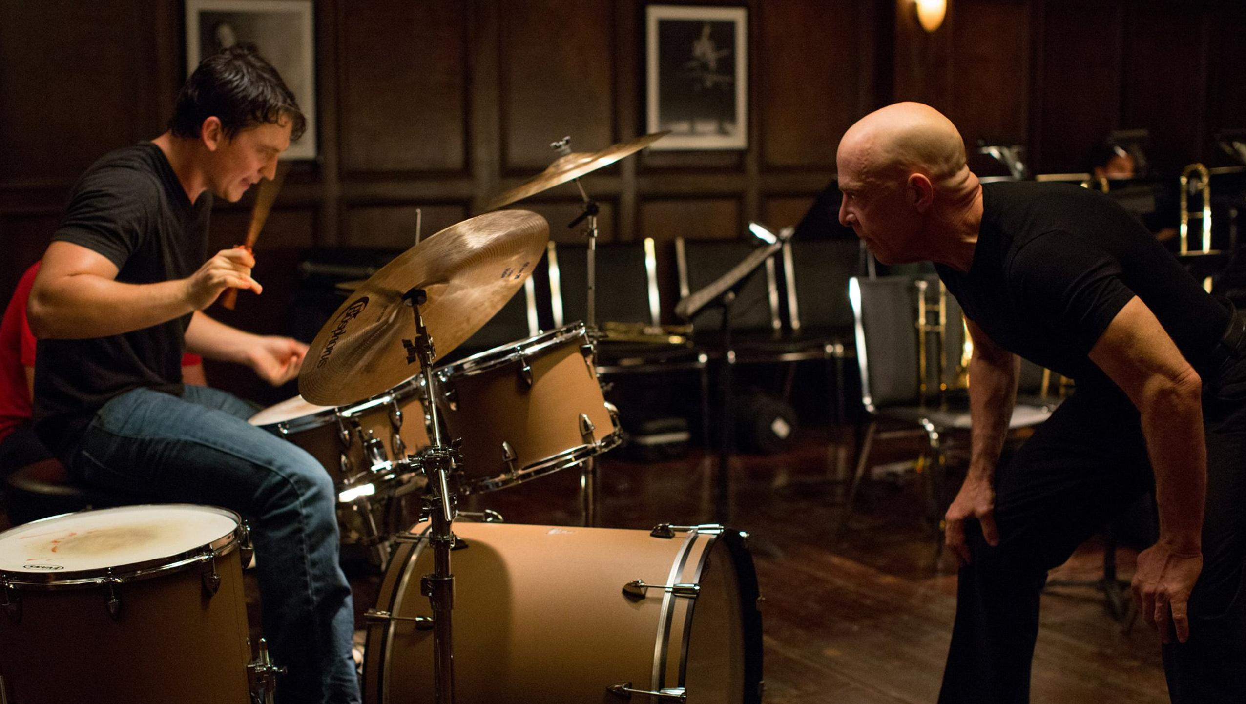 "Wallpaper for ""Whiplash"" (2014)"