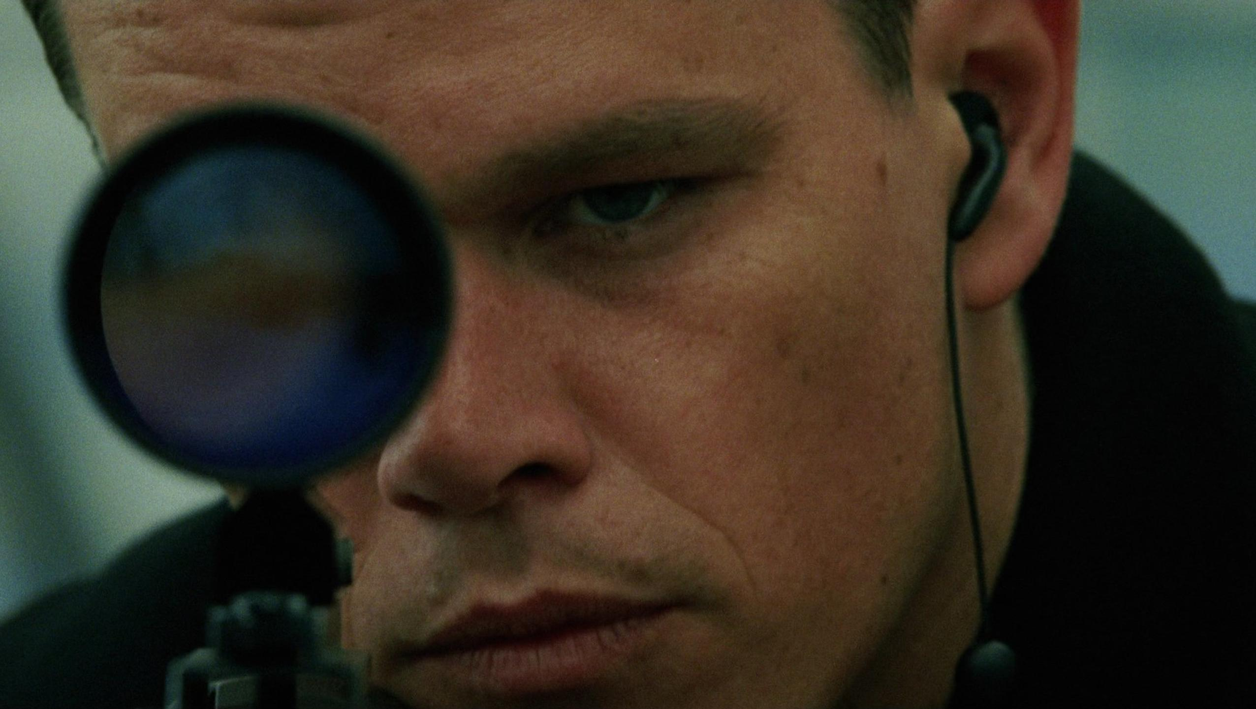 "Wallpaper for ""The Bourne Supremacy"" (2004)"