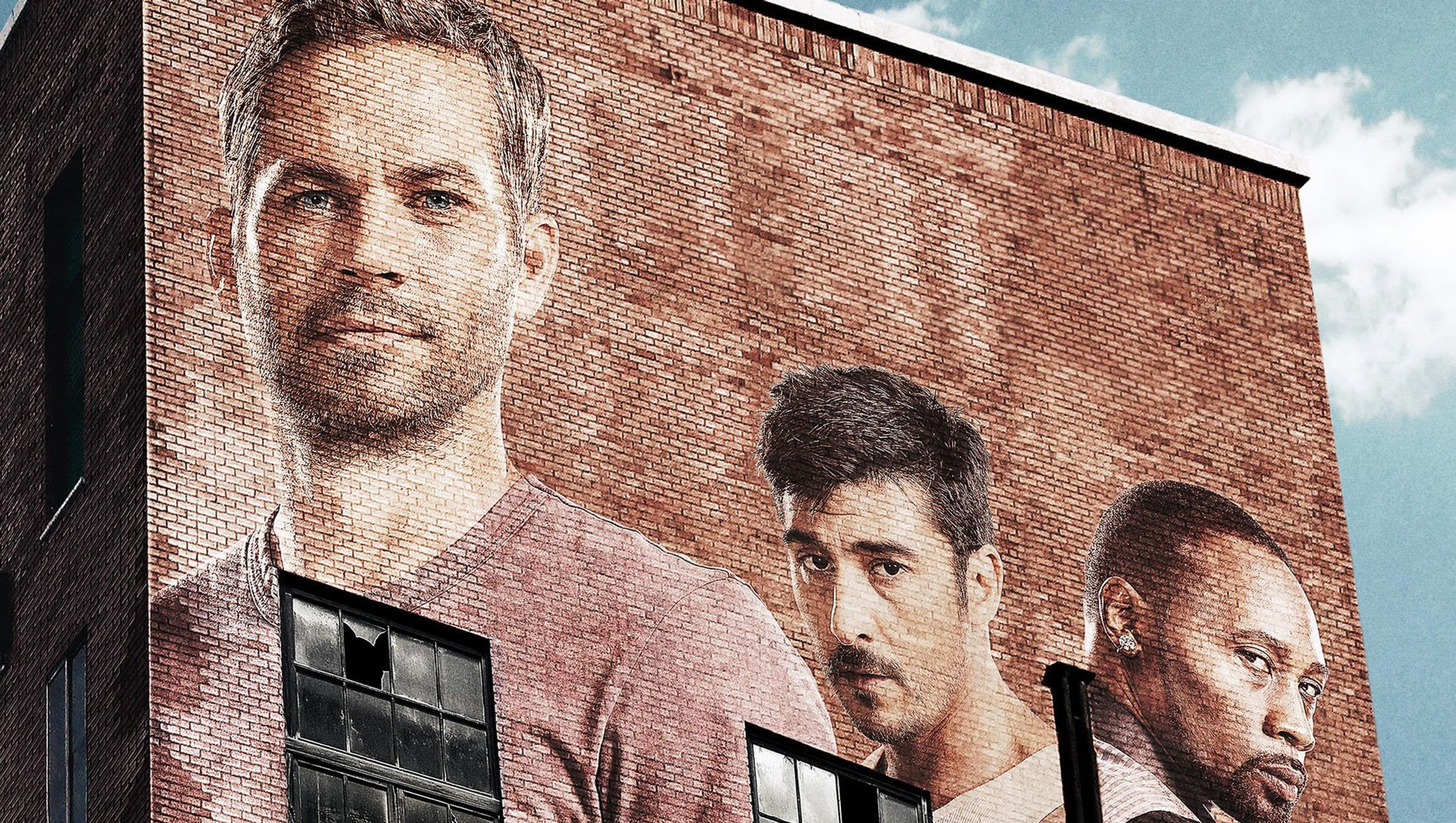 "Wallpaper for ""Brick Mansions"" (2014)"