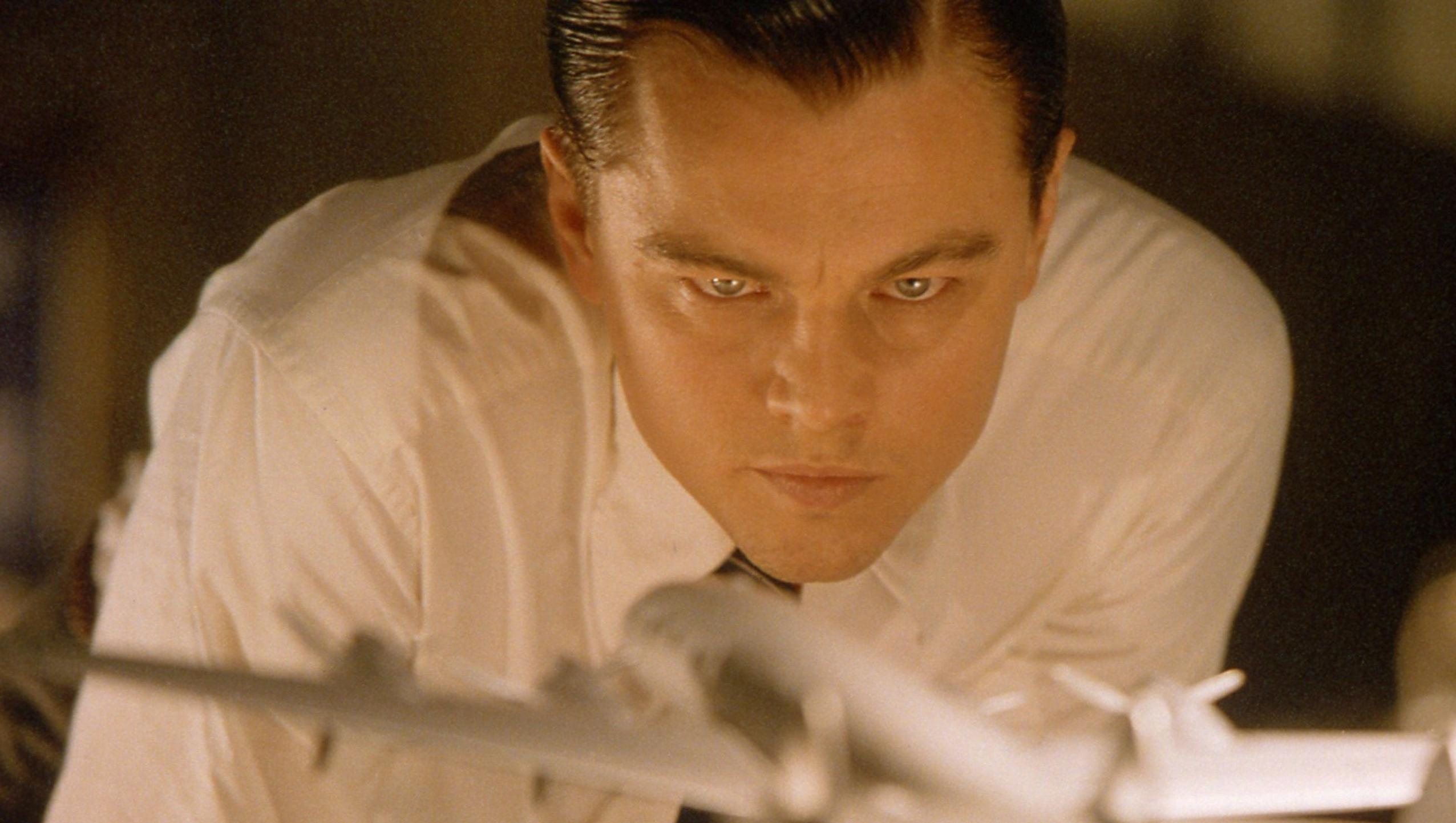 "Wallpaper for ""The Aviator"" (2004)"
