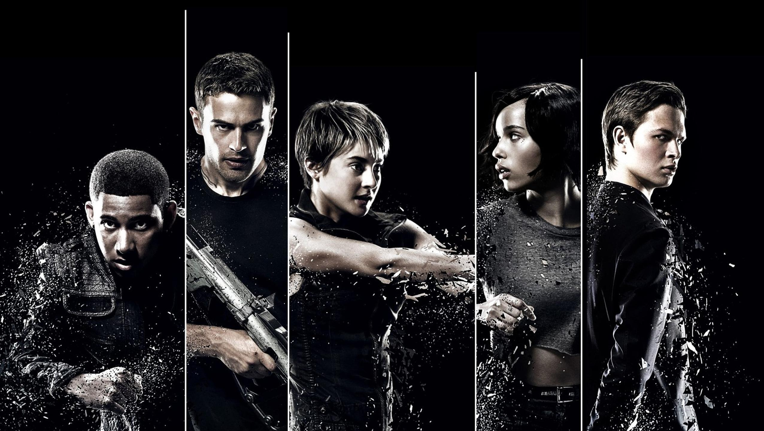 "Wallpaper for ""Insurgent"" (2015)"