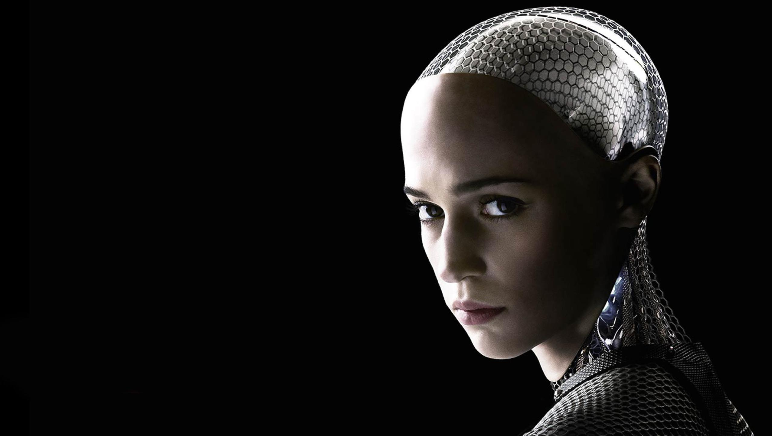 "Wallpaper for ""Ex Machina"" (2015)"