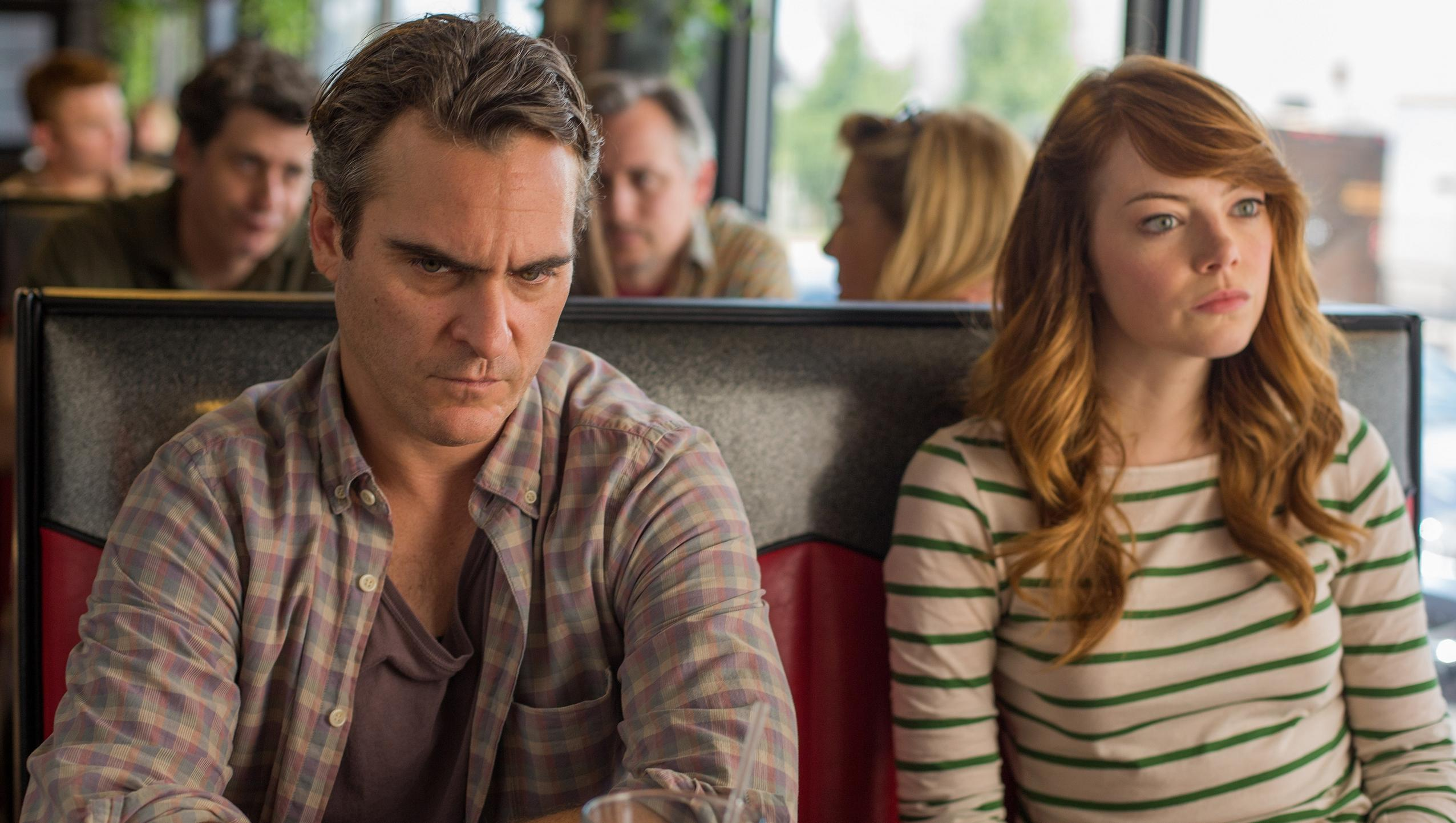 "Wallpaper for ""Irrational Man"" (2015)"