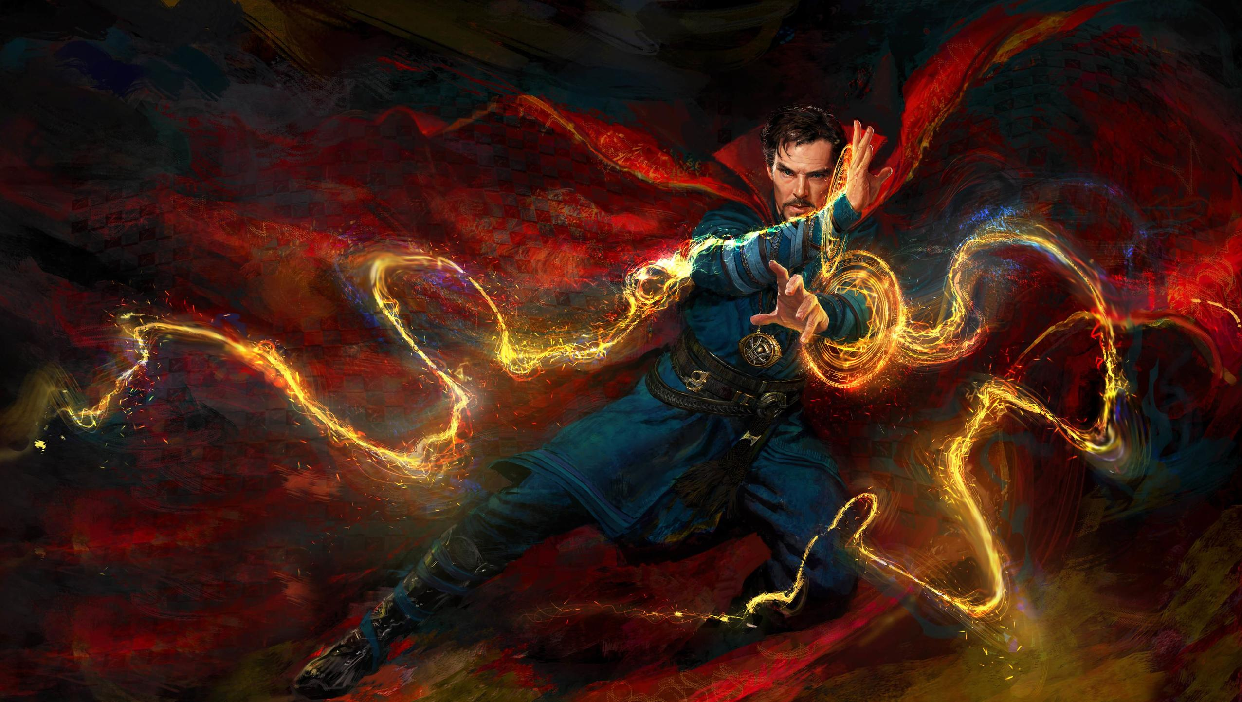 "Wallpaper for ""Doctor Strange"" (2016)"