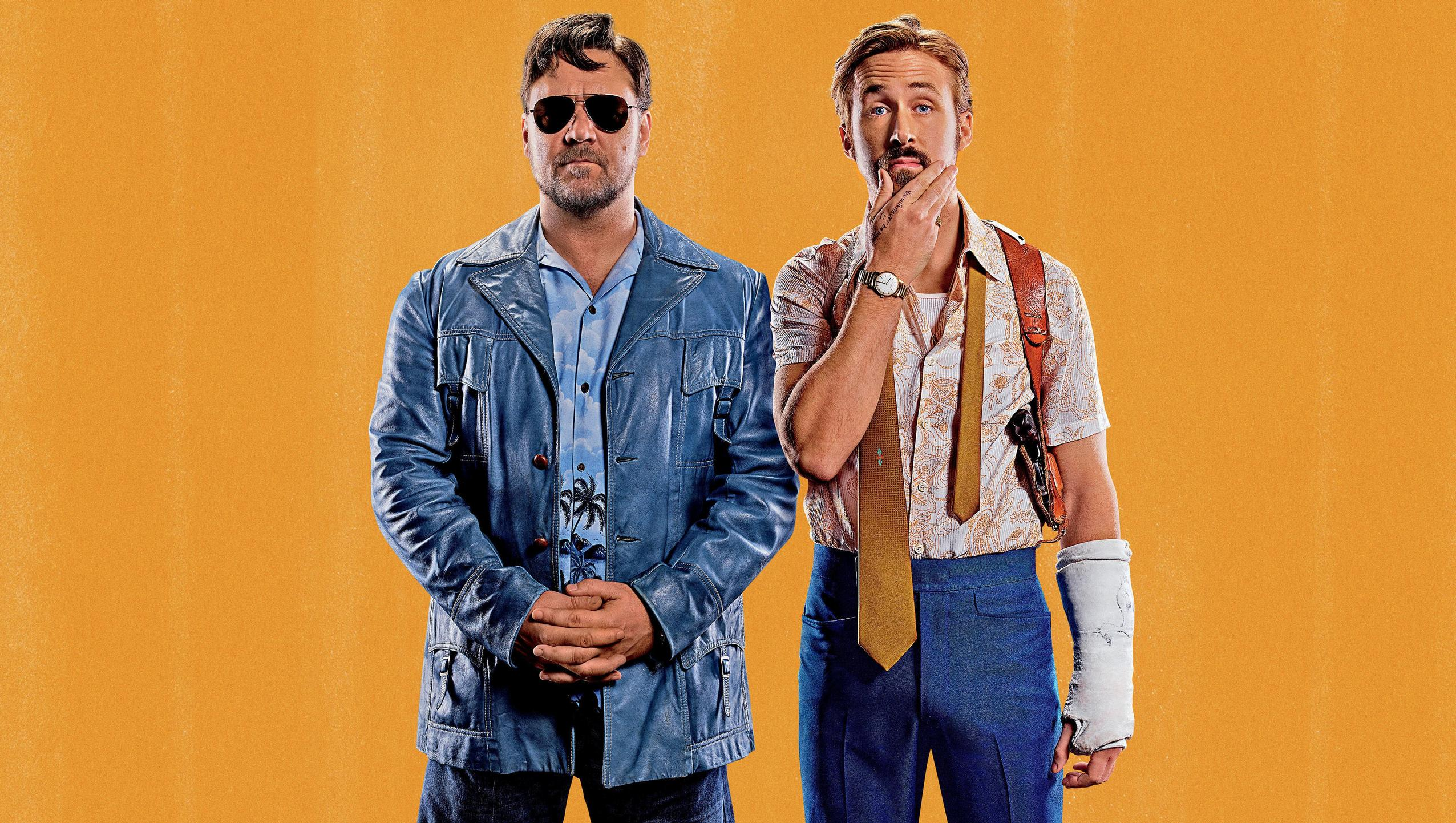 "Wallpaper for ""The Nice Guys"" (2016)"
