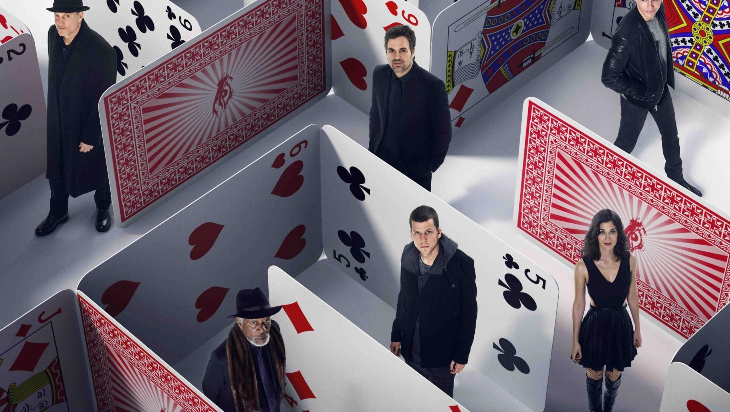 "Wallpaper for ""Now You See Me 2"" (2016)"