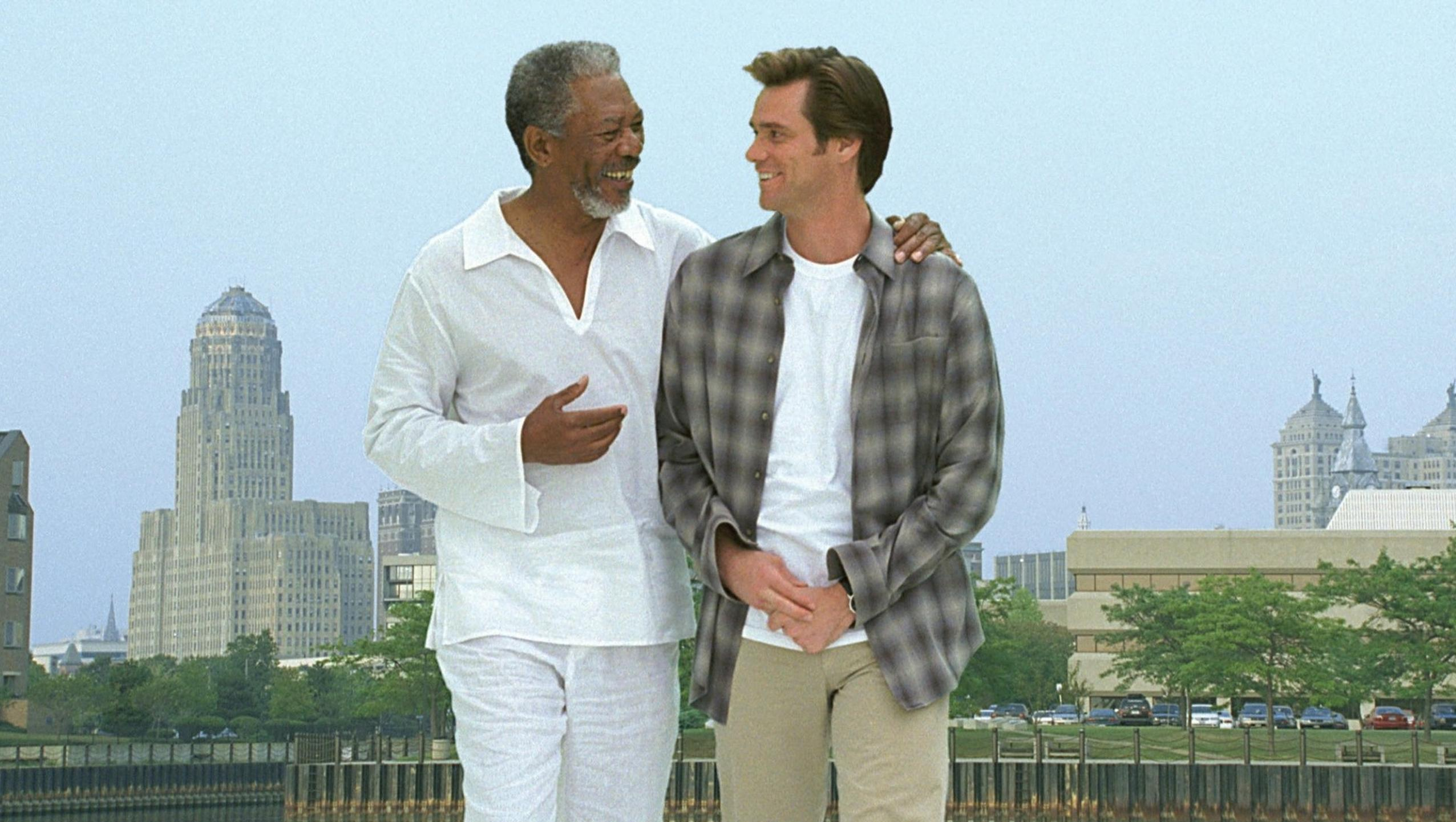 "Wallpaper for ""Bruce Almighty"" (2003)"
