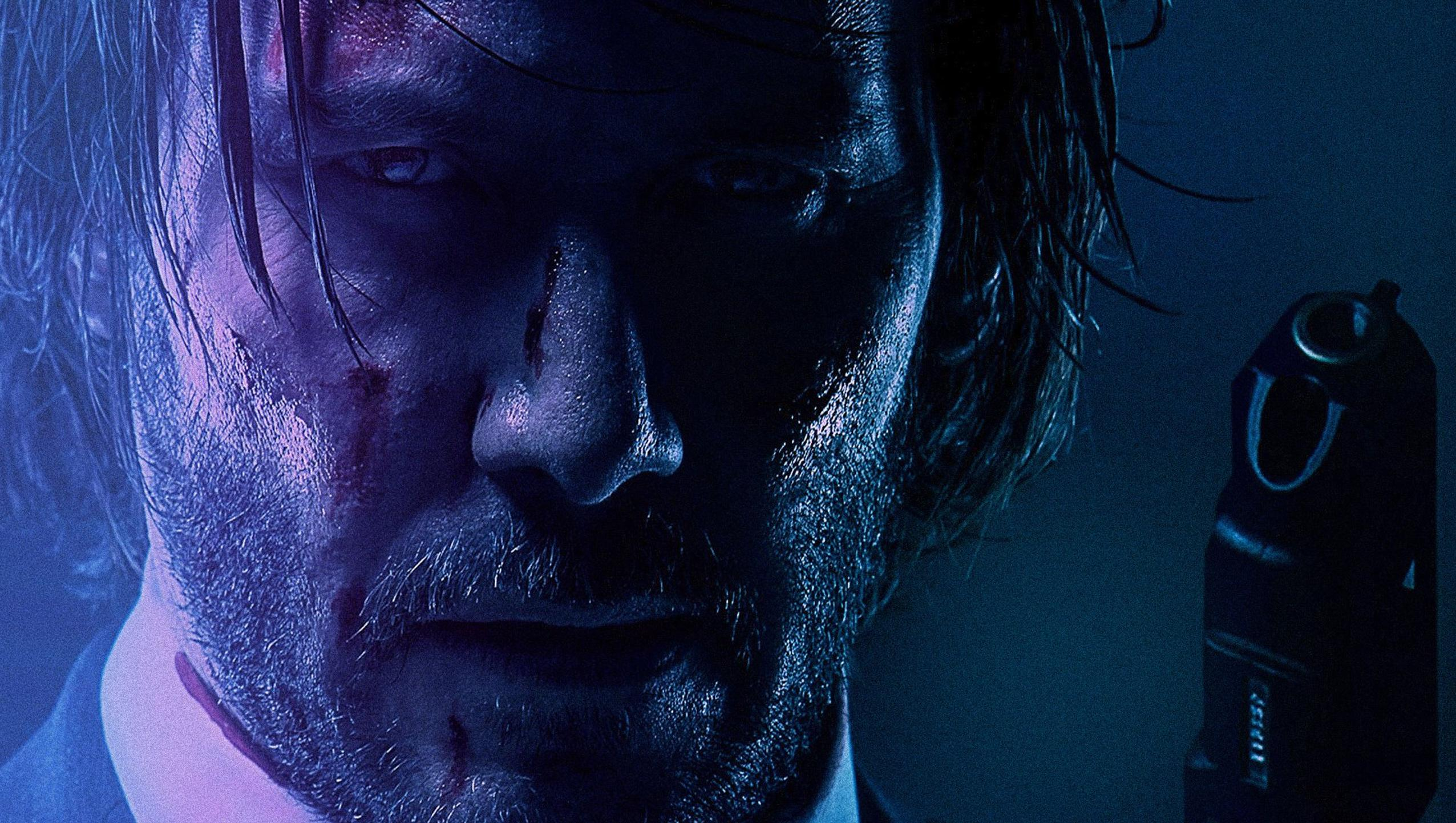 "Wallpaper for ""John Wick: Chapter 2"" (2017)"