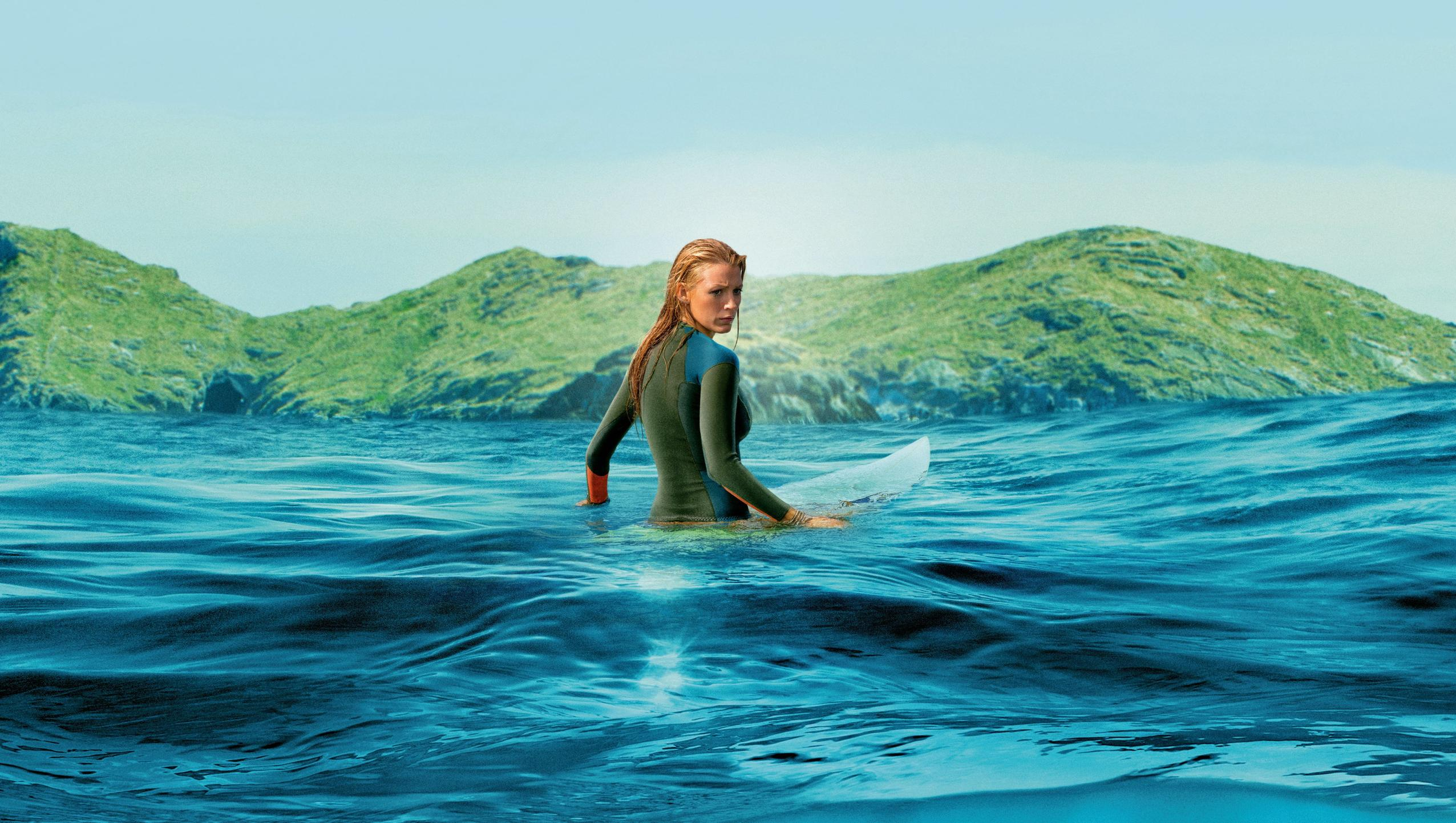 "Wallpaper for ""The Shallows"" (2016)"